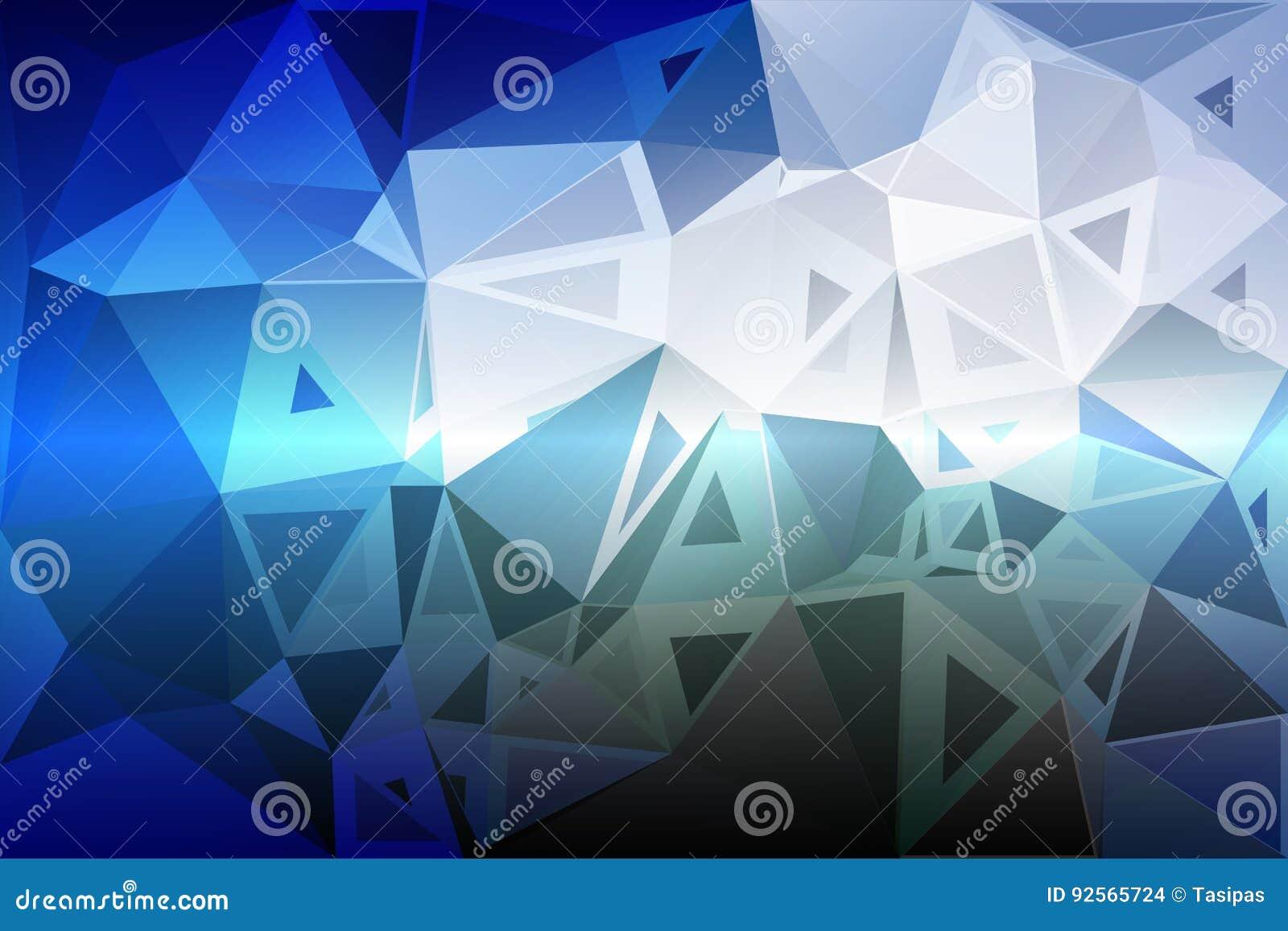 Il blu bianco protegge fondo basso di dimensioni casuali il poli