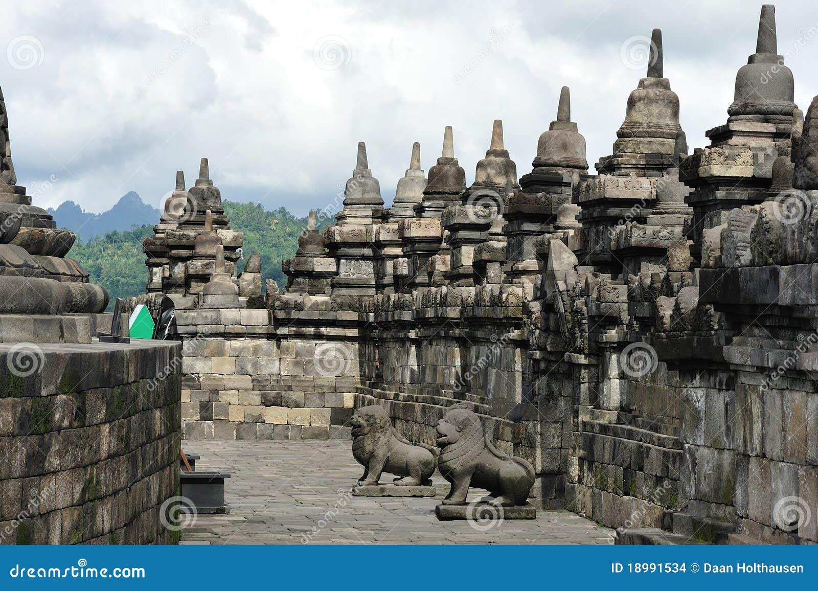 Il Borobudur