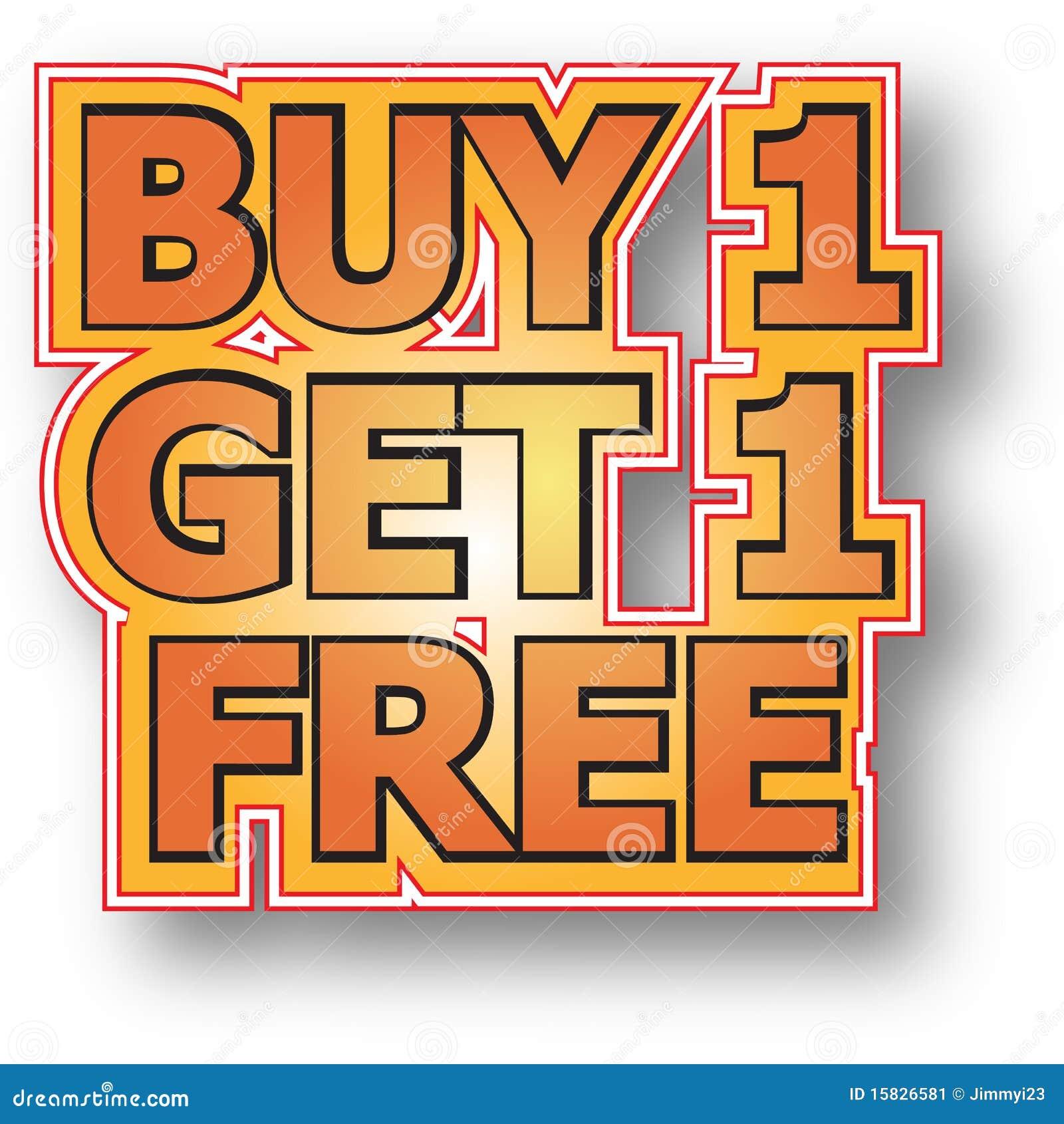 Il Buy 1 ottiene 1 libero