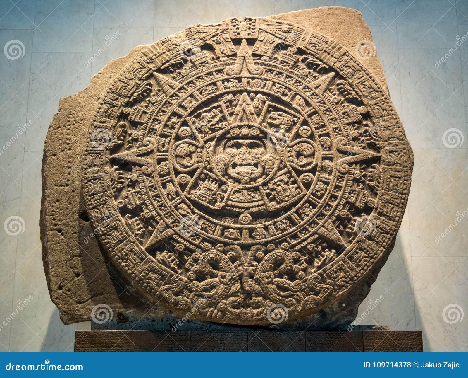 Il Calendario Maya.Il Calendario Maya Inca Azteco Profezia Della Fine Del
