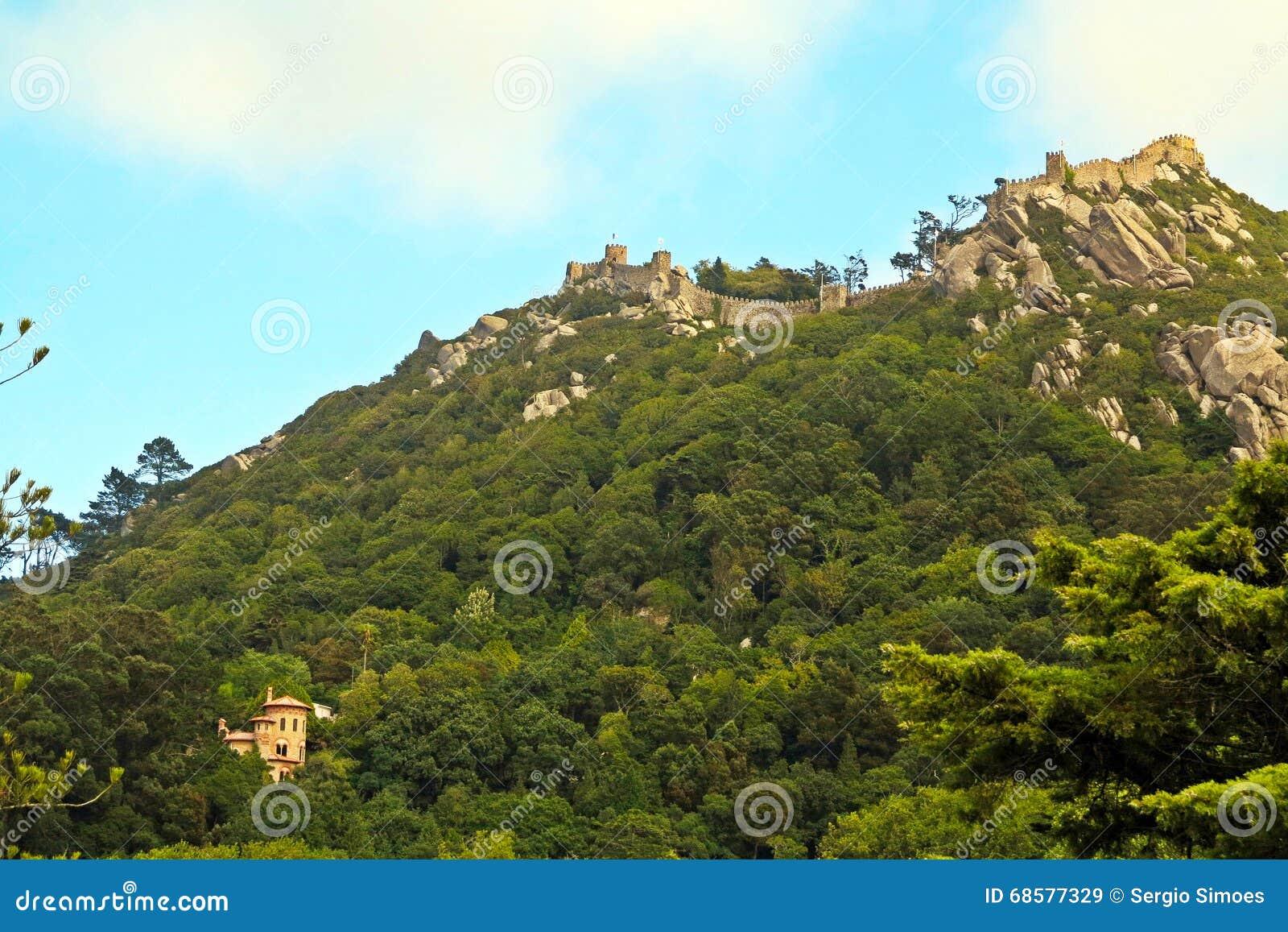 Il castello del attracca