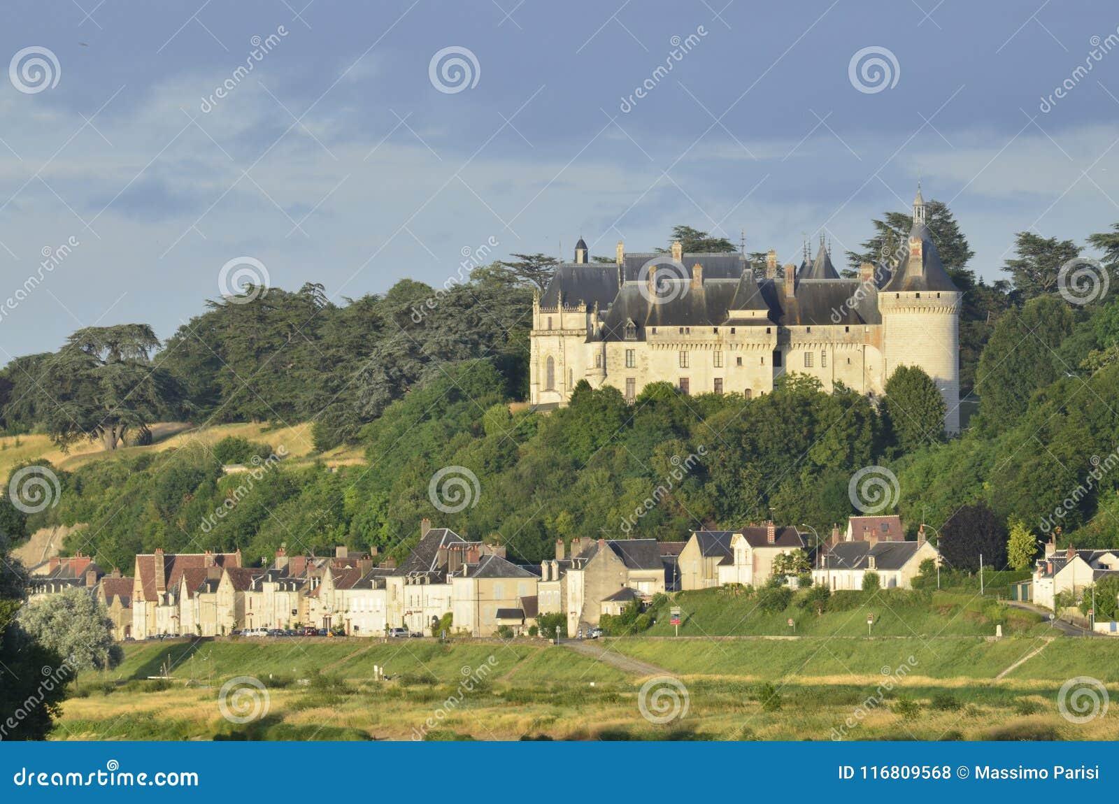 Il castello del sur la Loira di Chaumont