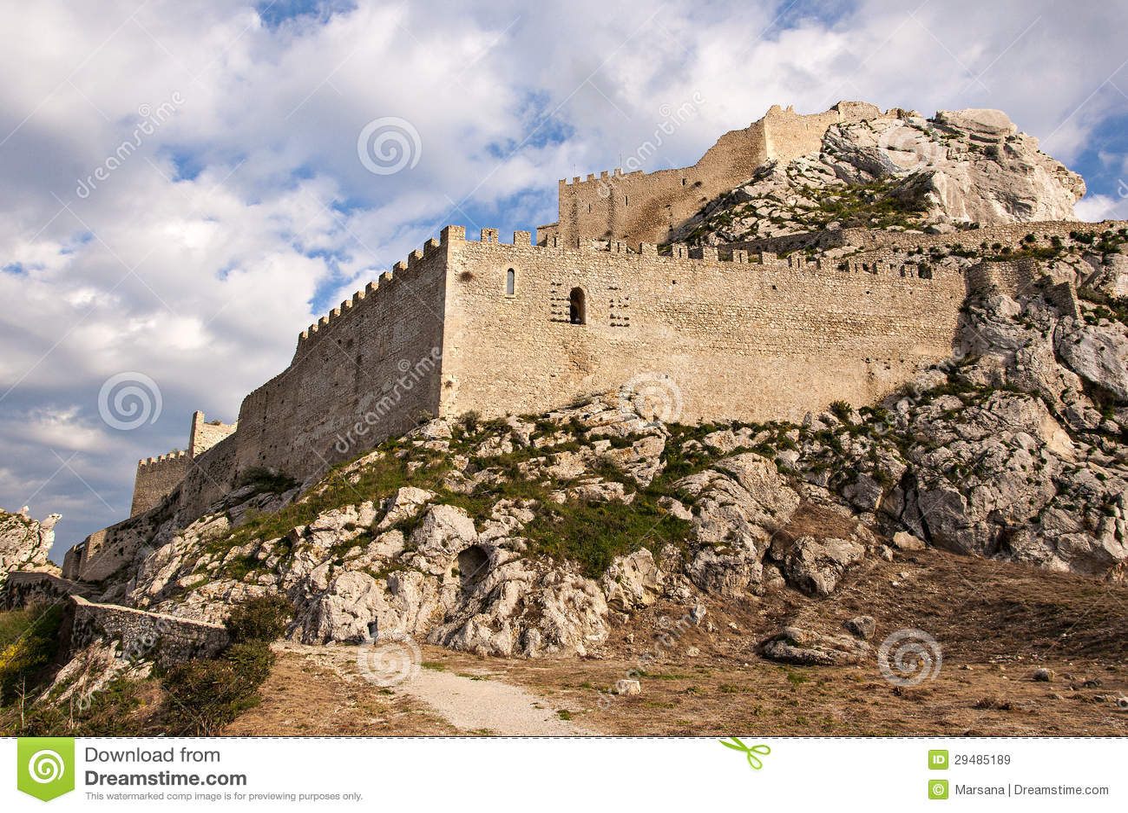 Il castello di Mussomeli