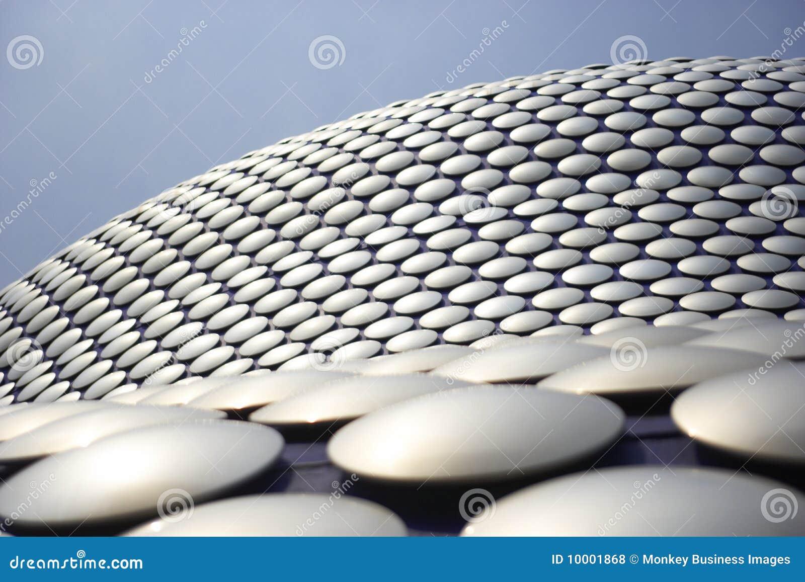 Il centro commerciale del Bullring, Birmingham, Regno Unito