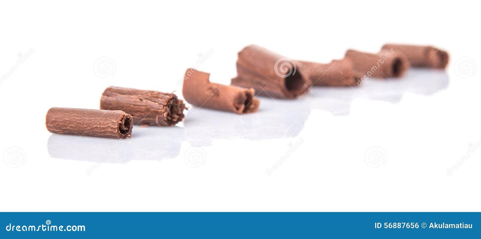 Il cioccolato arriccia VII