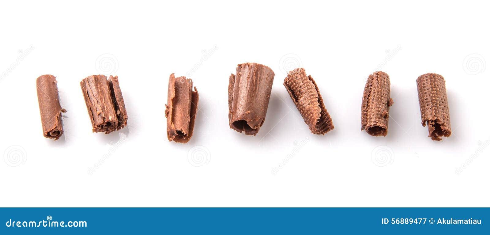 Il cioccolato arriccia VIII