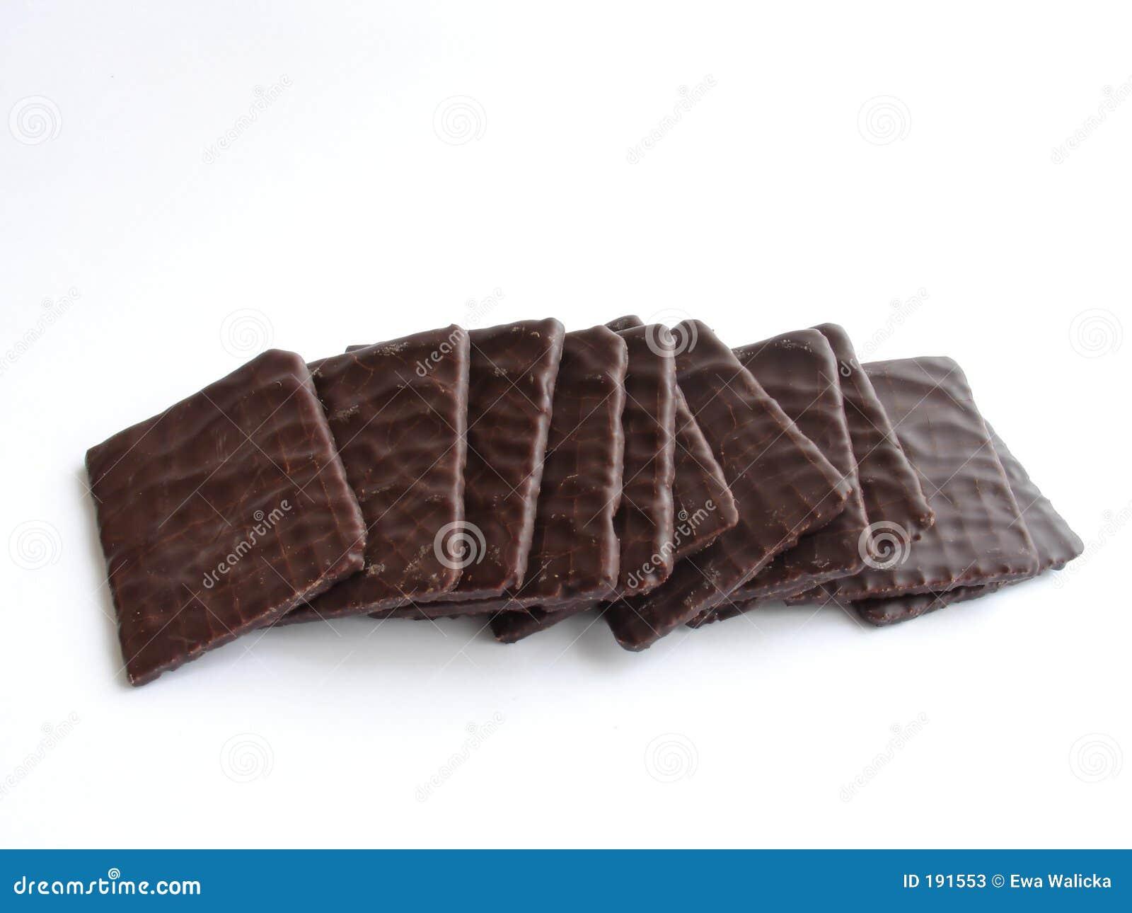 Il cioccolato si assottiglia