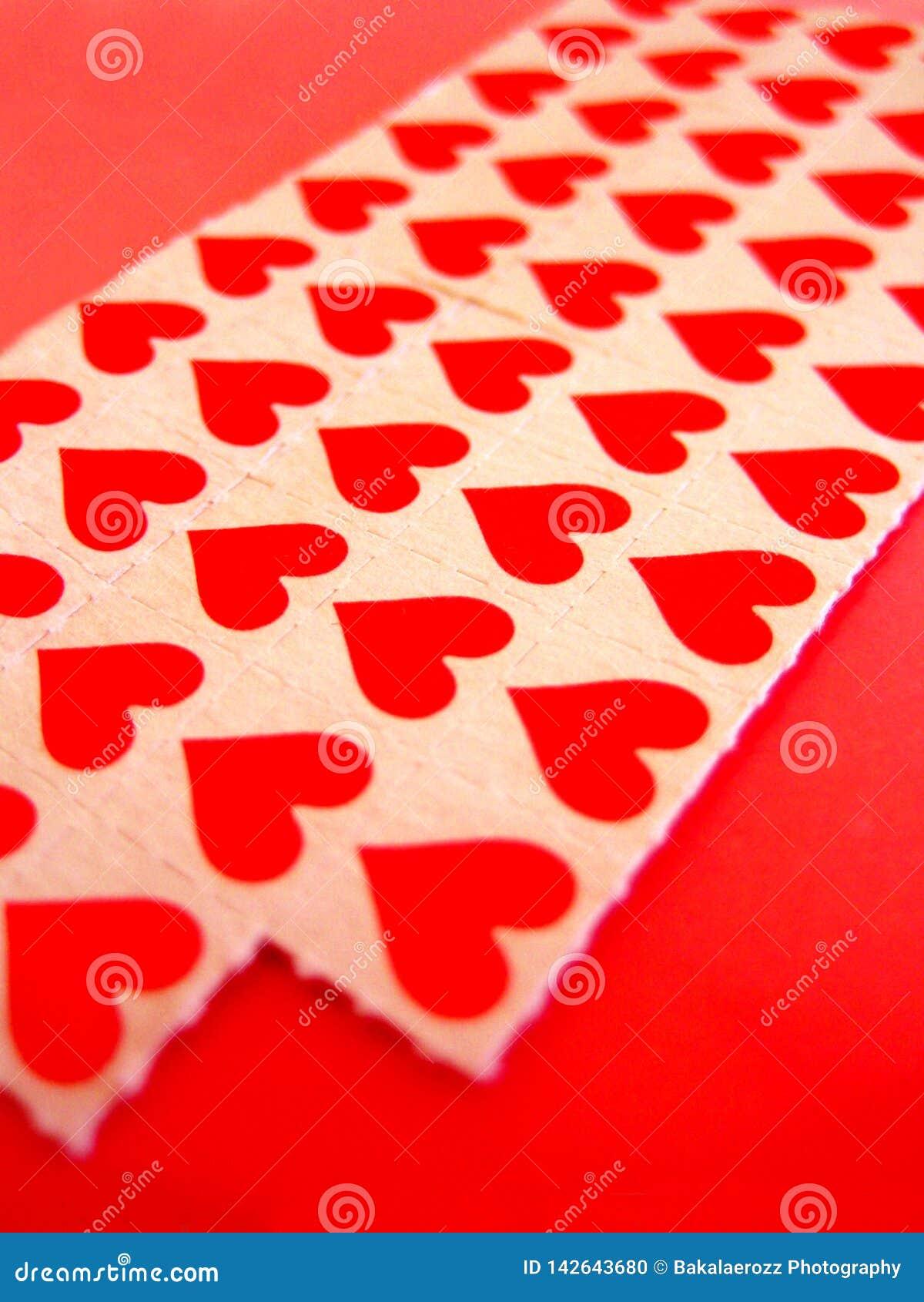 Il cuore lsd incarta il macro fondo e carte da parati nelle stampe fini eccellenti di alta qualità