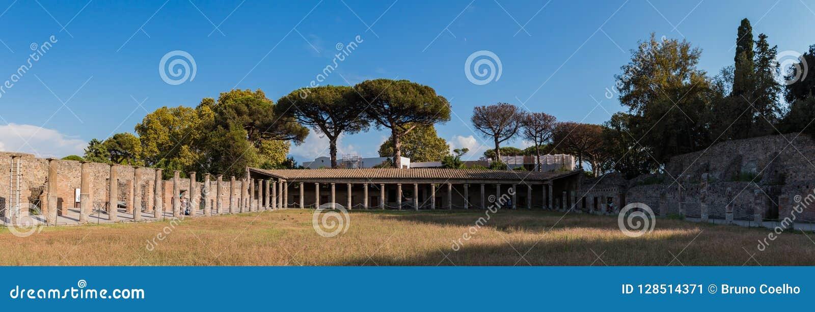 Il ` dei gladiatori barracks II