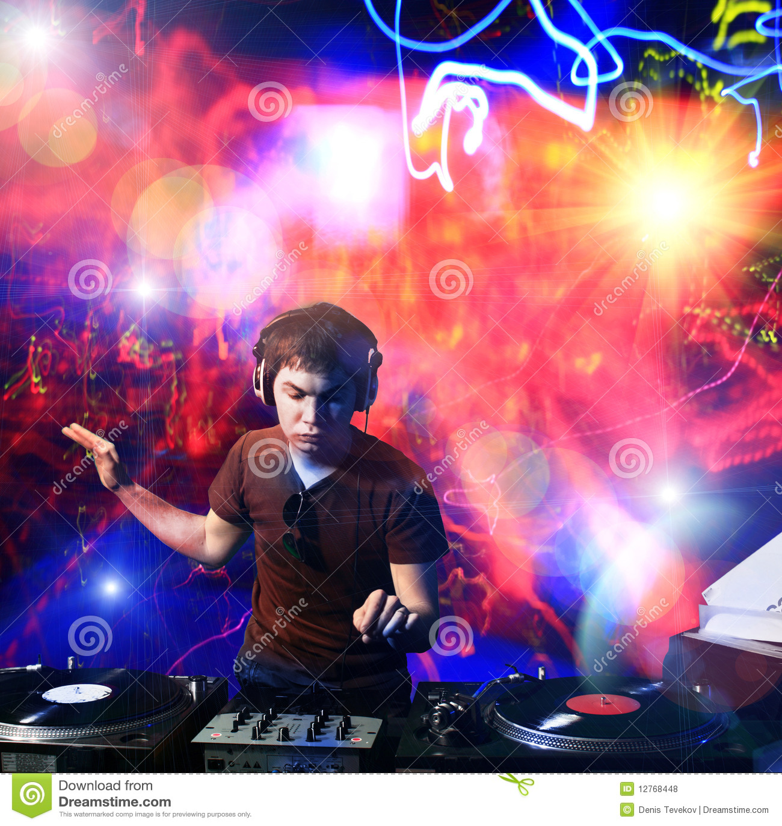 Il DJ