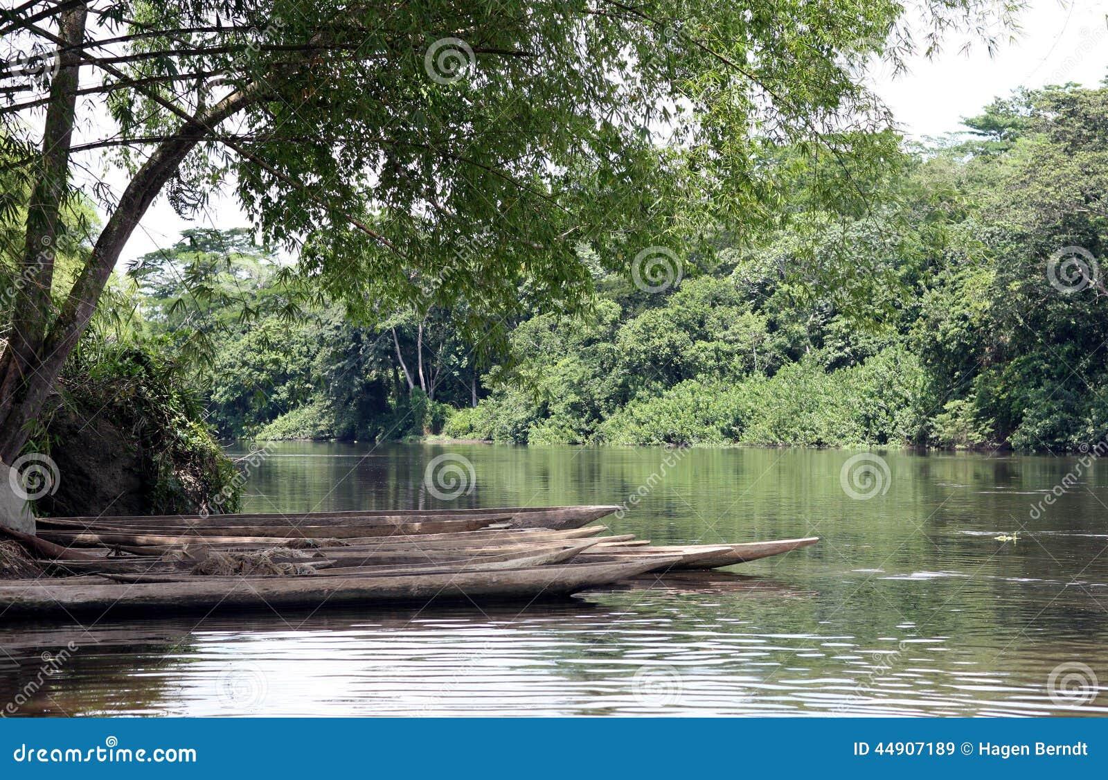 Il fiume Congo
