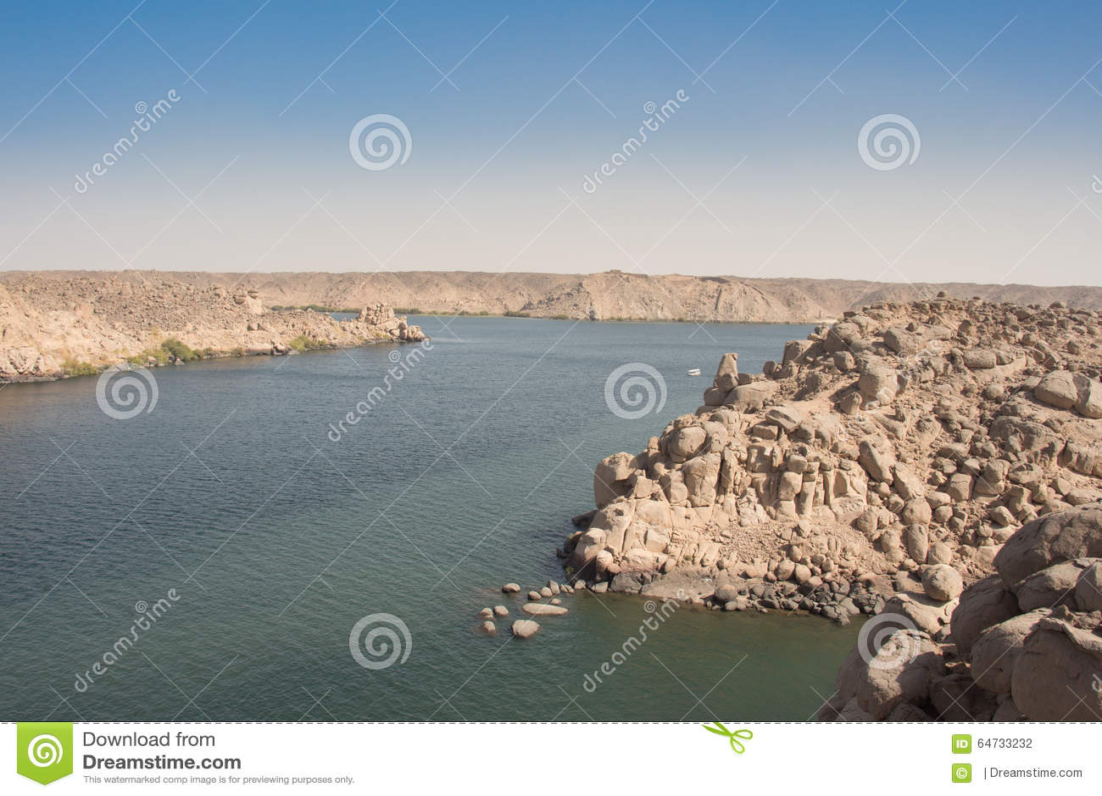 Il fiume di Nilo