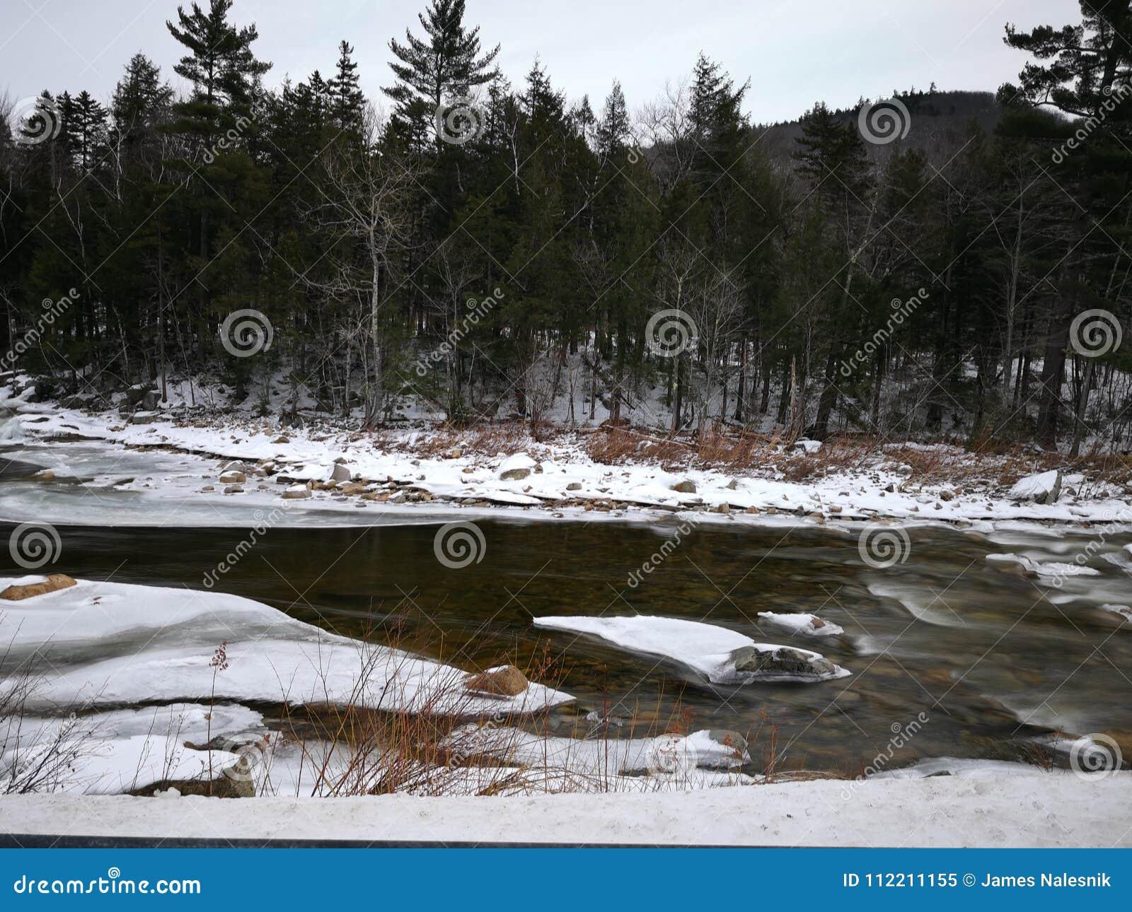 Il fiume di Saco