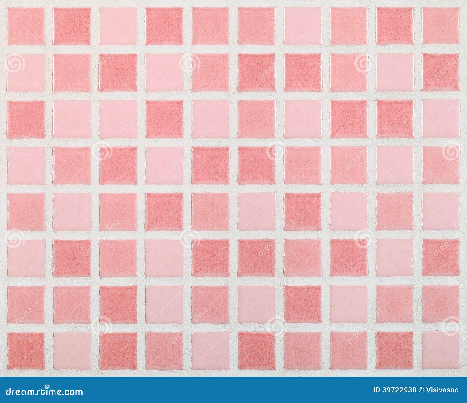 Il fondo piastrella il bagno del mosaico fotografia stock - Bagno mosaico rosso ...