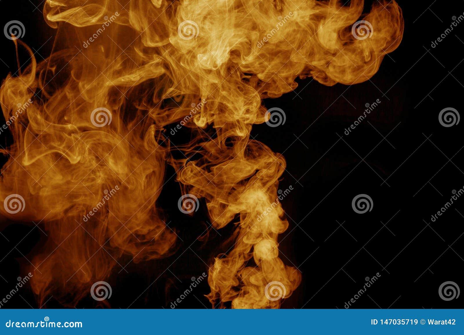 Il fuoco fiammeggia la priorit? bassa