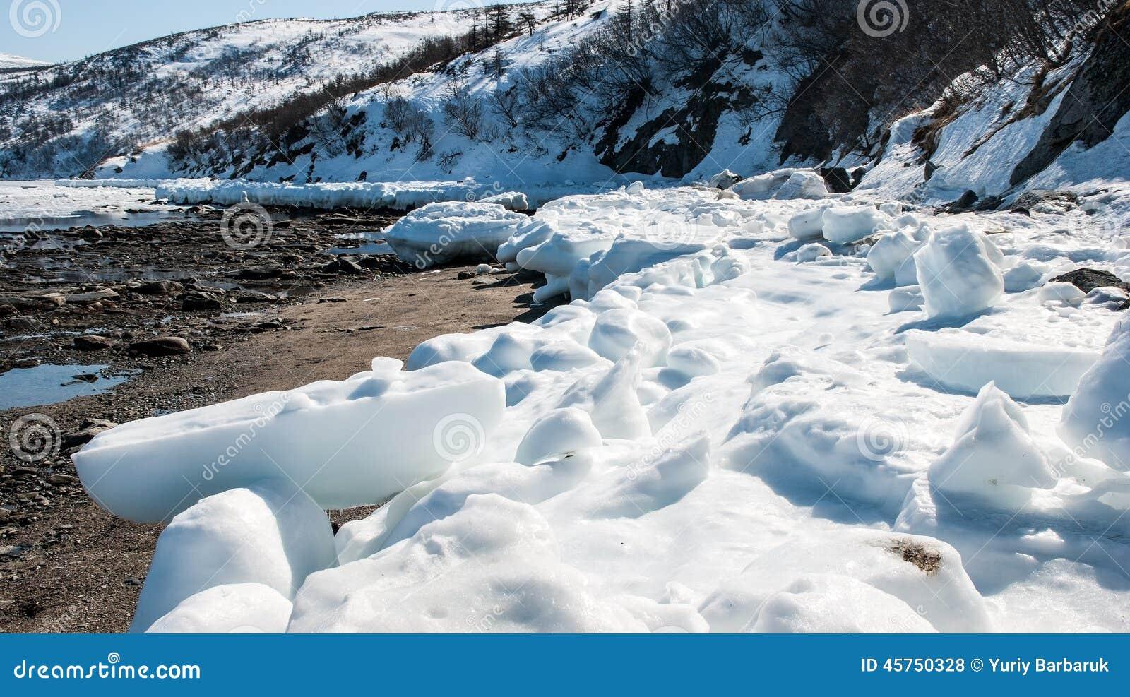 Il ghiaccio veloce