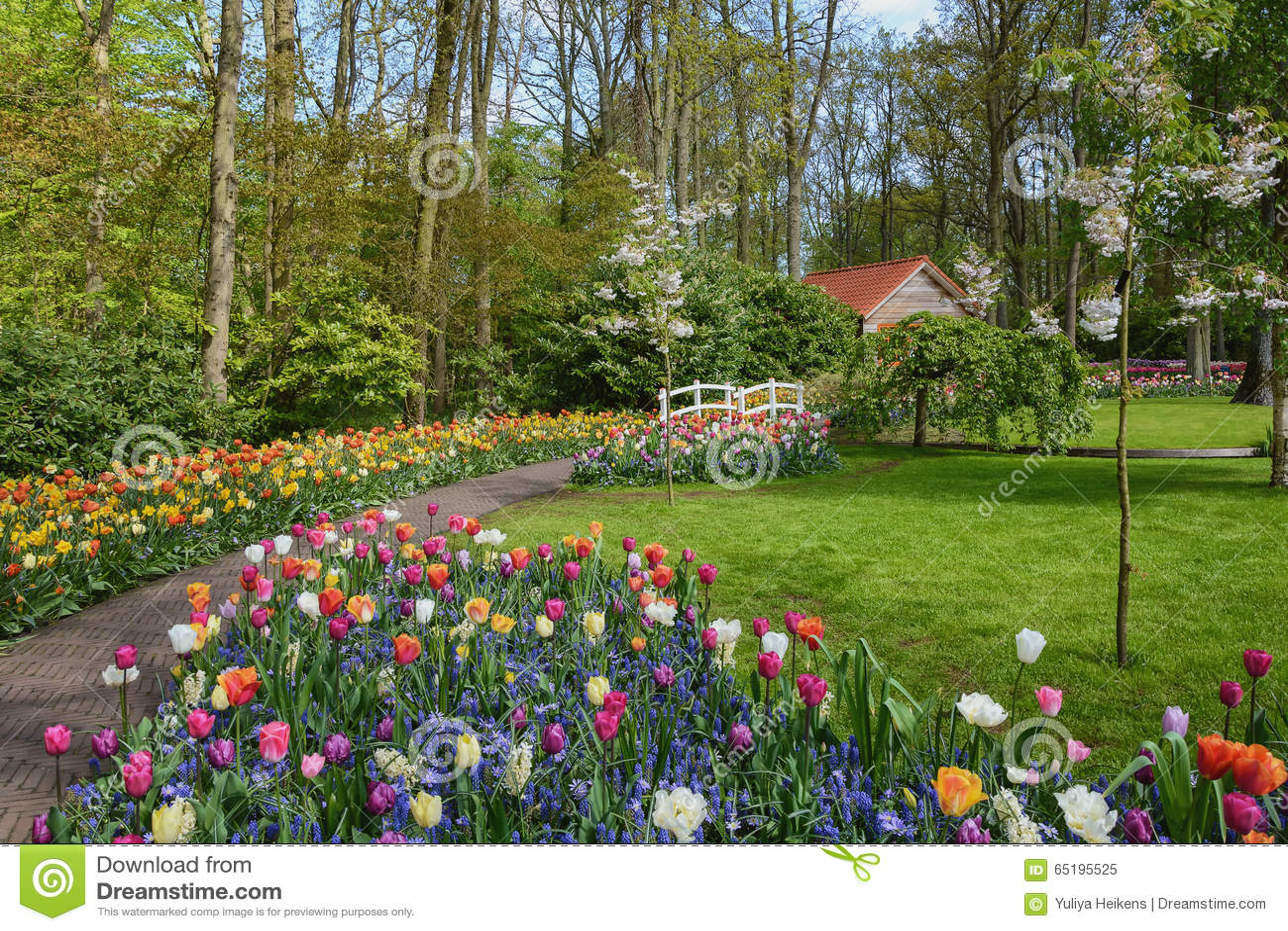 Giardino dei fiori casamia idea di immagine - Il giardino dei fiori segreti ...