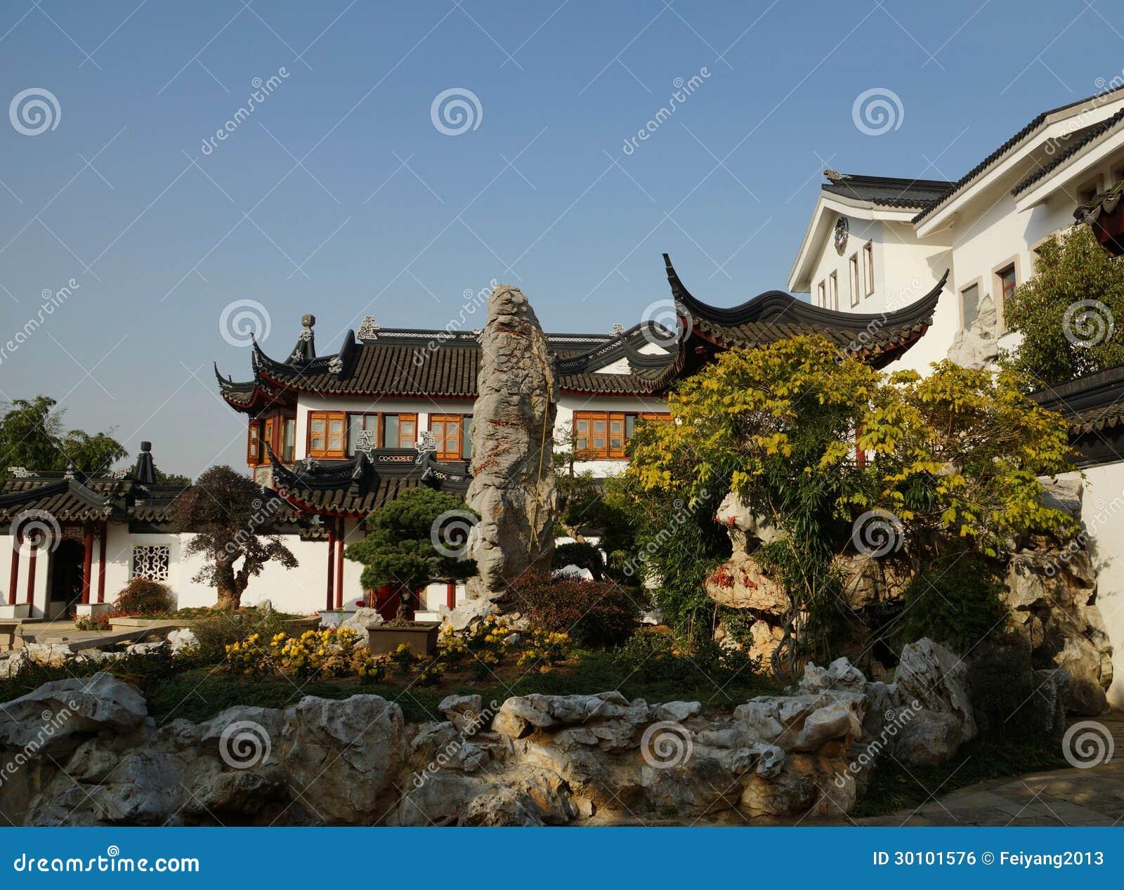 ¼ Tradizionale Di Suzhou Gardensï Del ¼ Del Gardenï Di Suzhou Immagine Stock Libera da Diritti ...