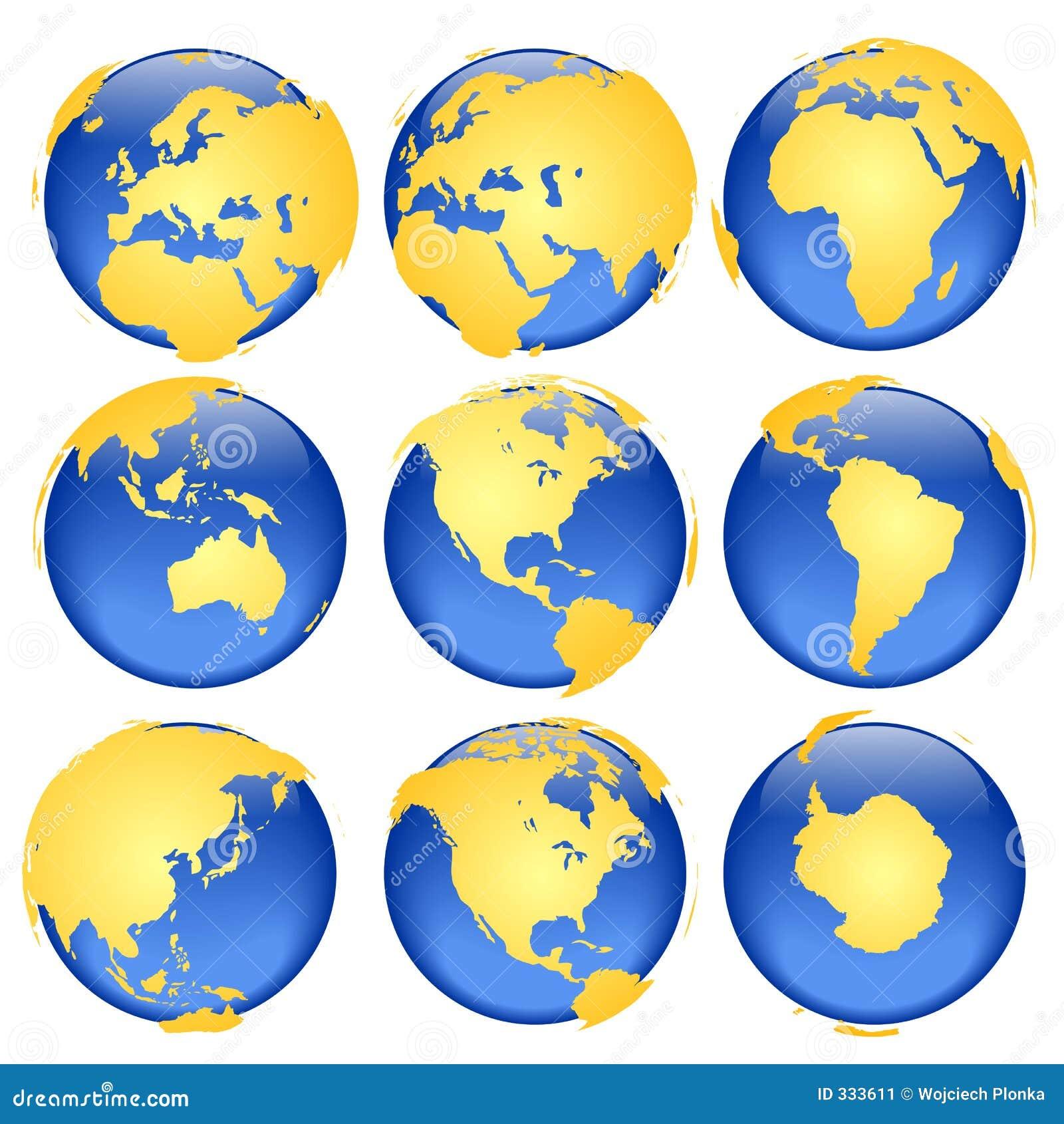 Il globo osserva #6