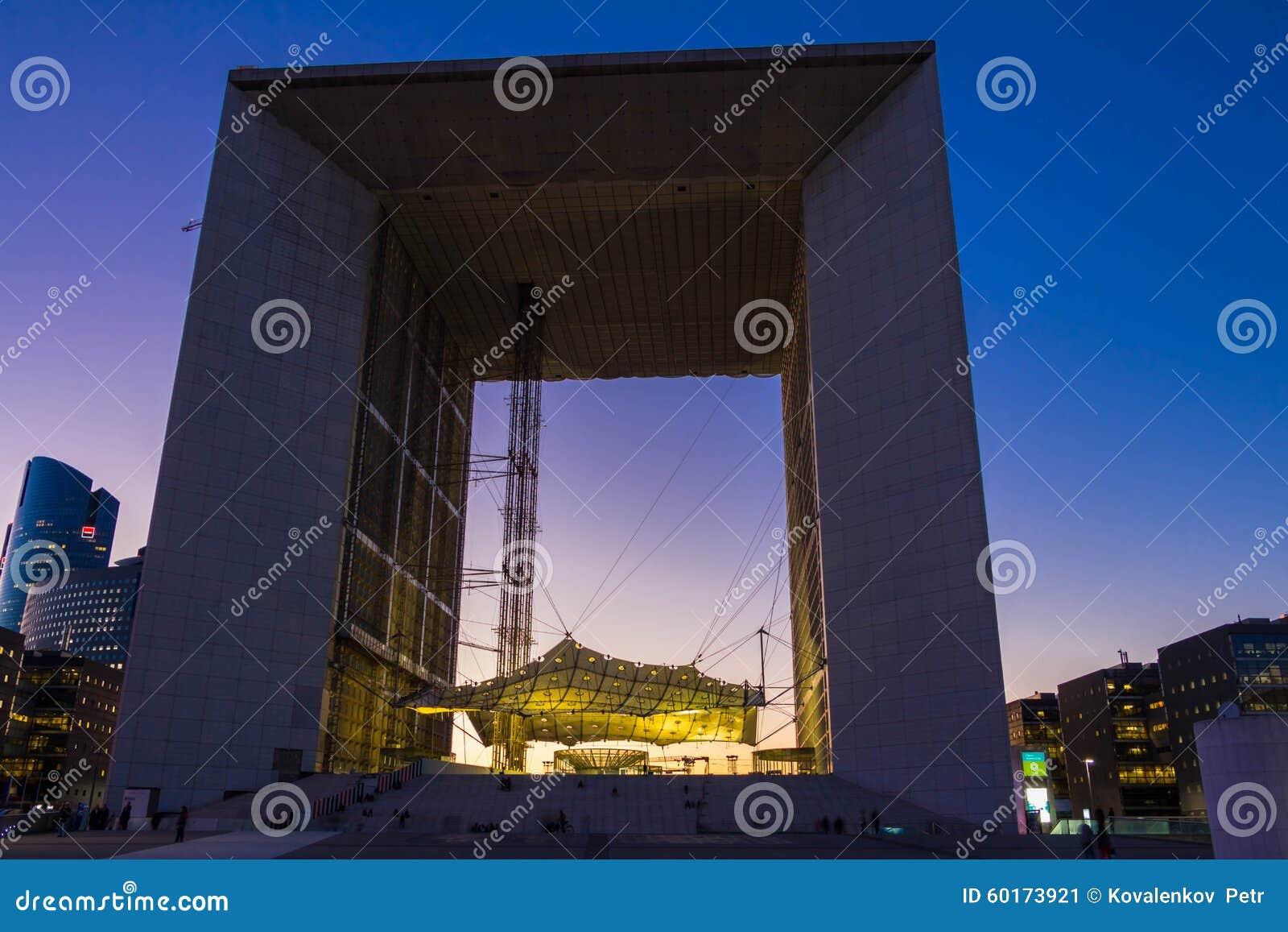 Il grande arco di difesa