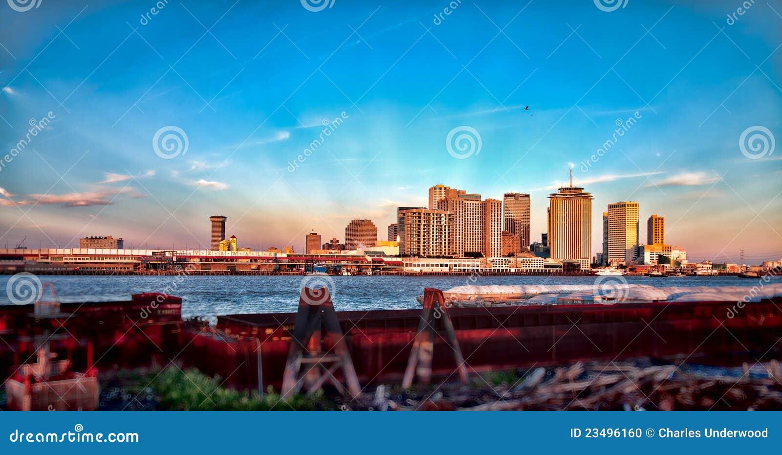 Il grande facile - New Orleans, La.