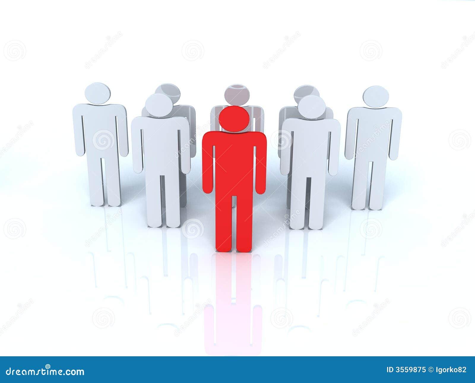 Il gruppo di persone