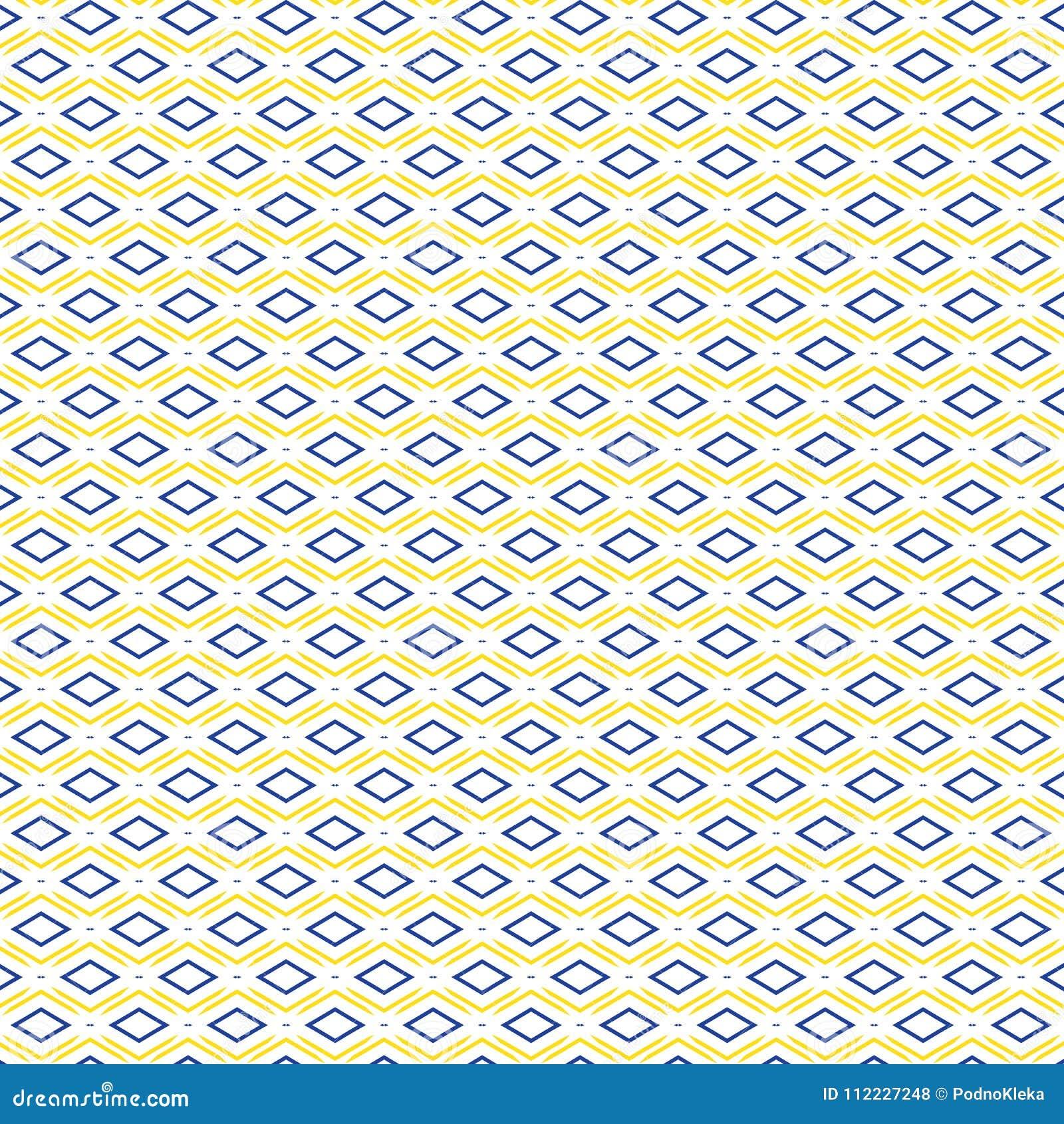 Il lusso astratto piastrella Diamond Ethnic Elegance Pattern Background