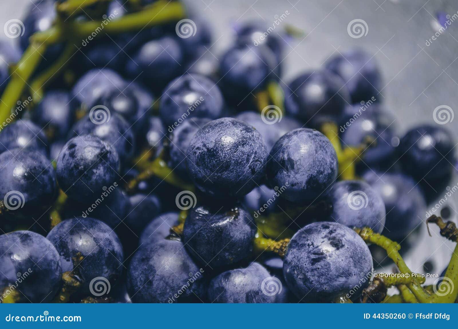 Il mazzo di uva