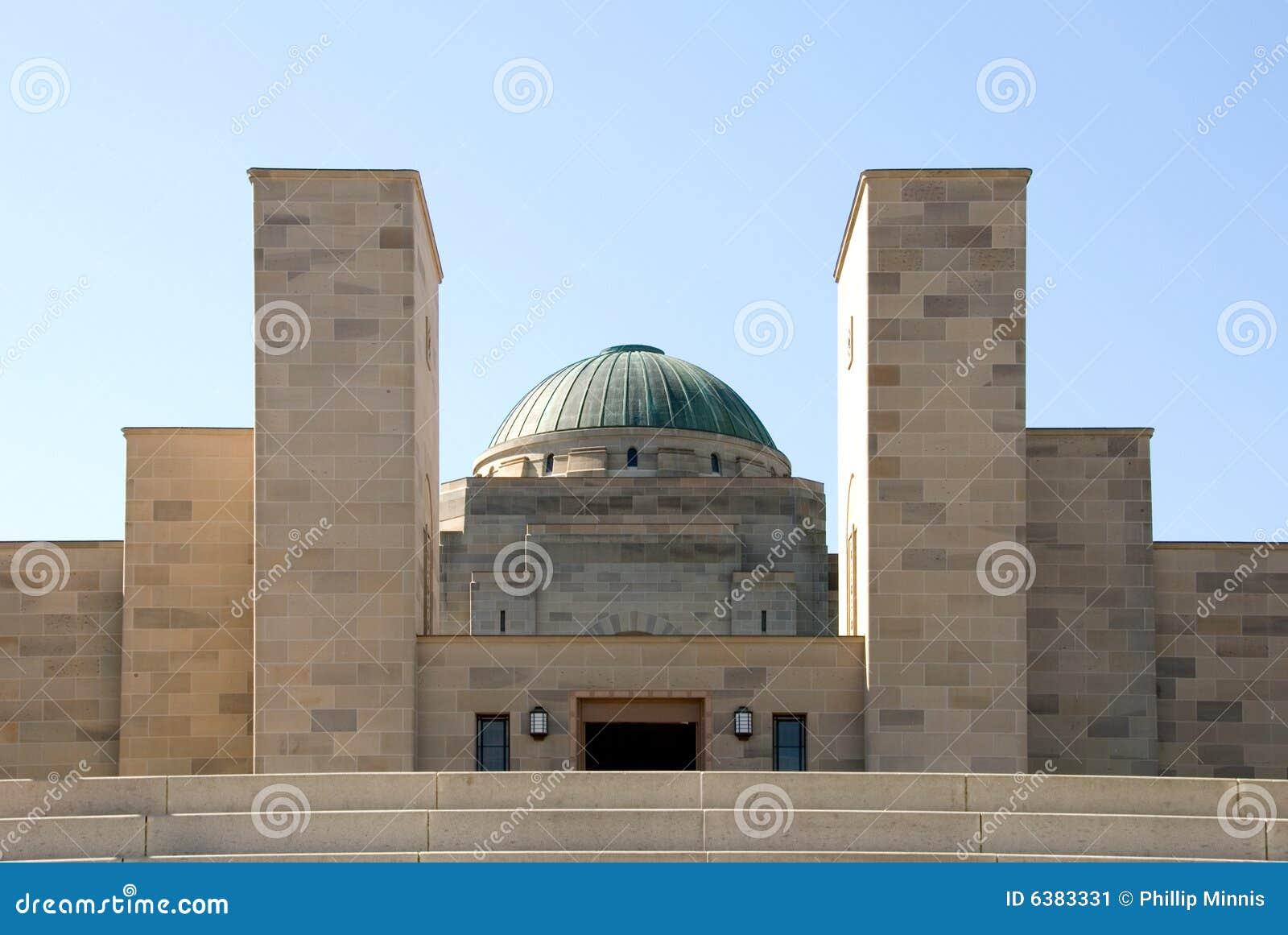 Il memoriale australiano di guerra