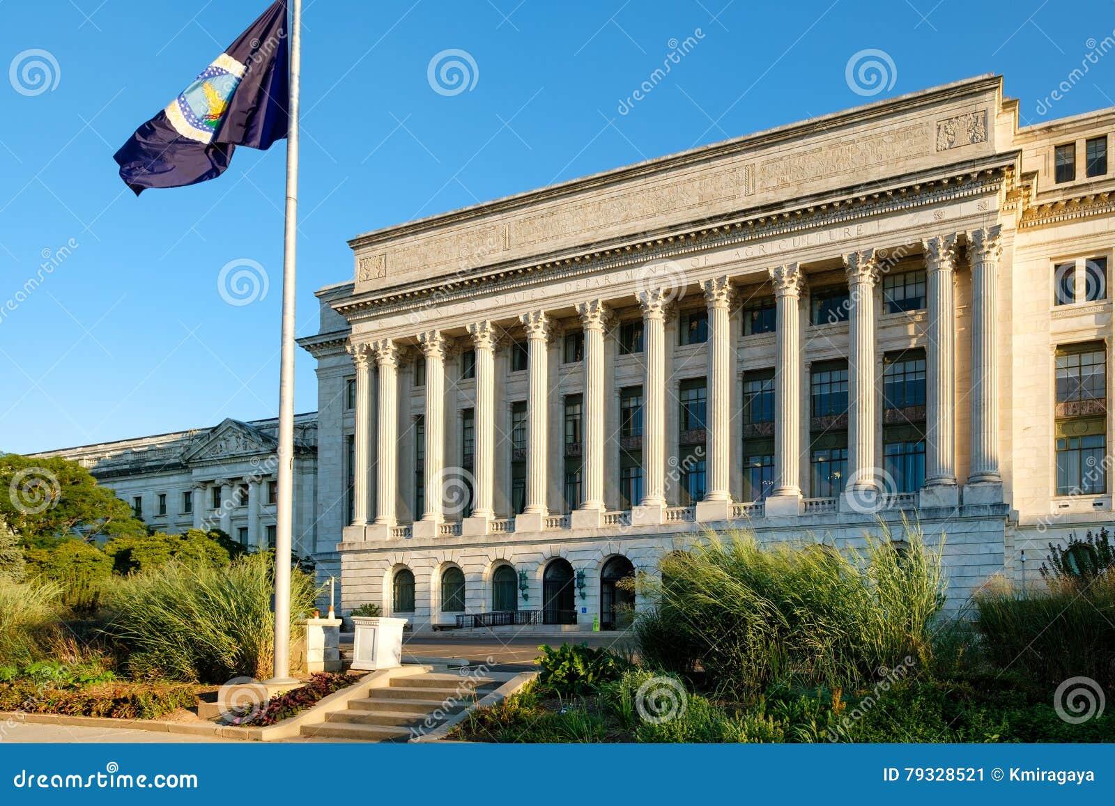 Il ministero dell agricoltura degli Stati Uniti a Washington D C