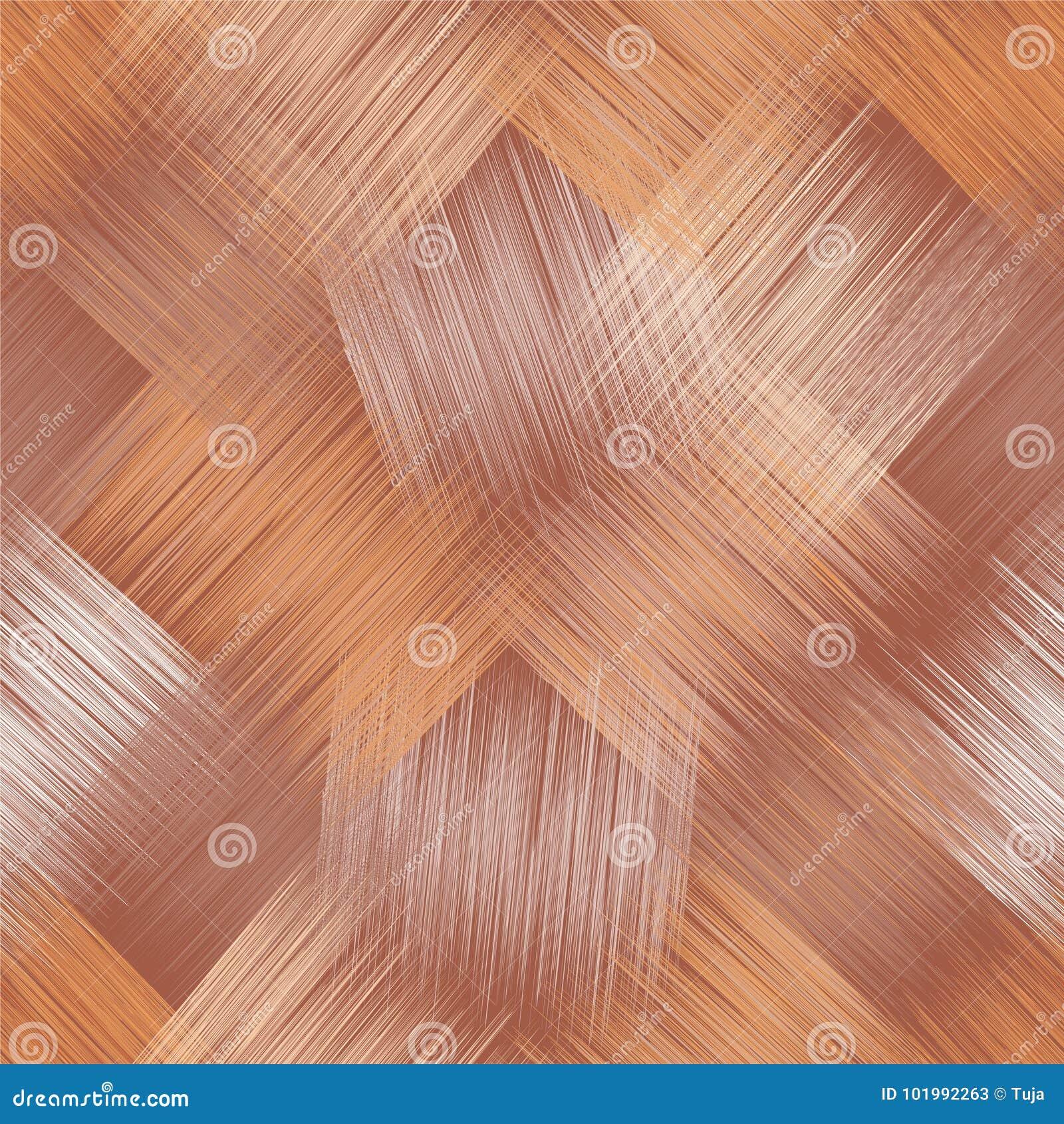 Il modello diagonale senza cuciture con il lerciume ha barrato gli elementi quadrati nei colori beige, marroni, bianchi
