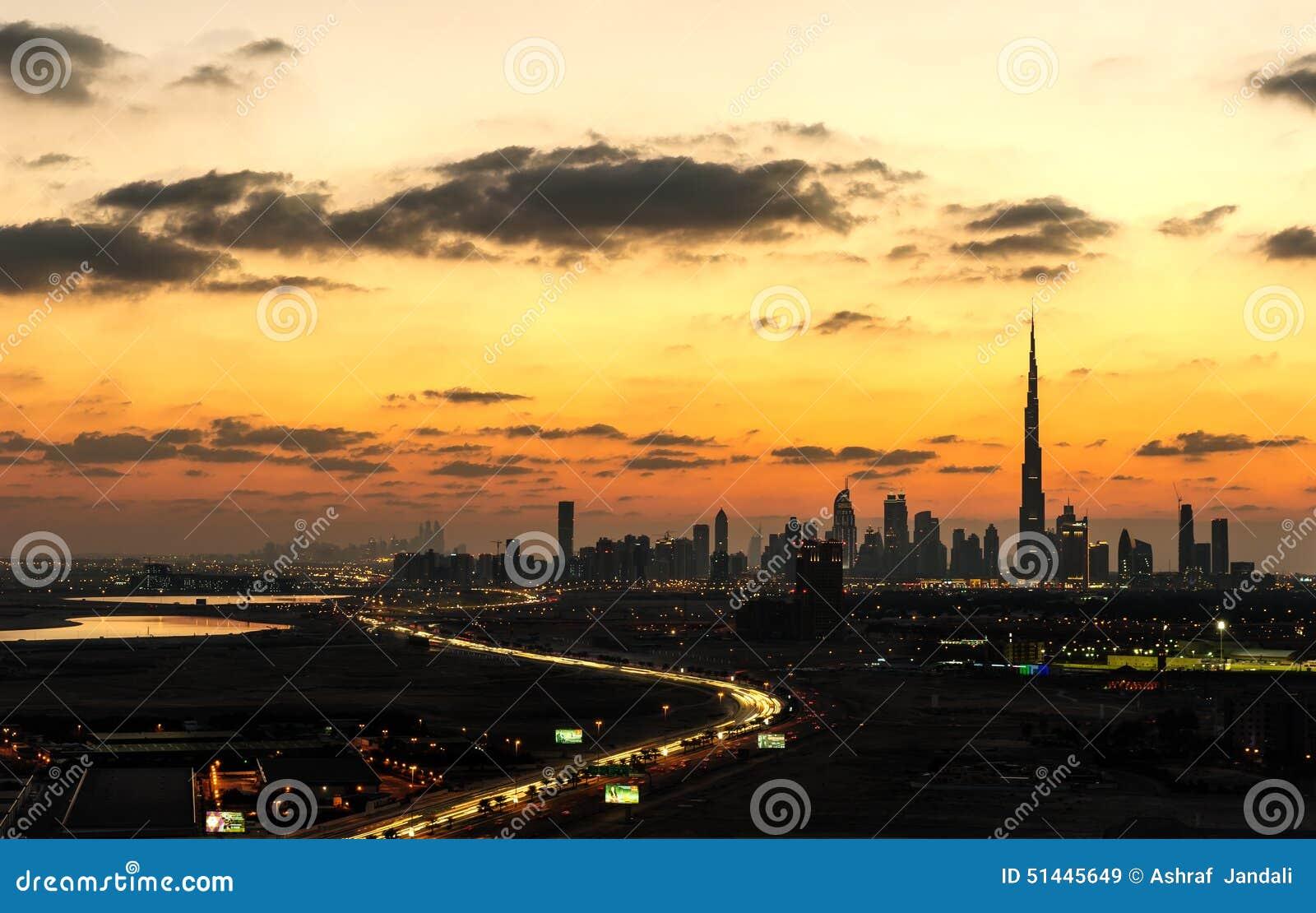 Il modo nel Dubai