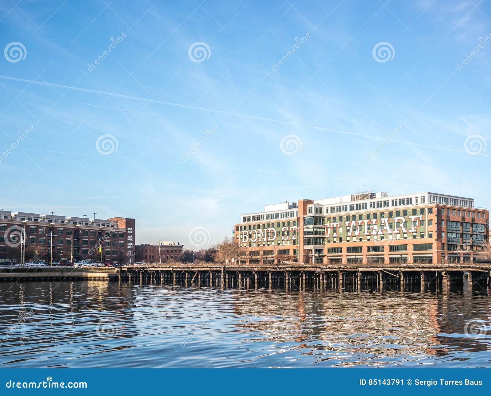 Il molo di Baltimora