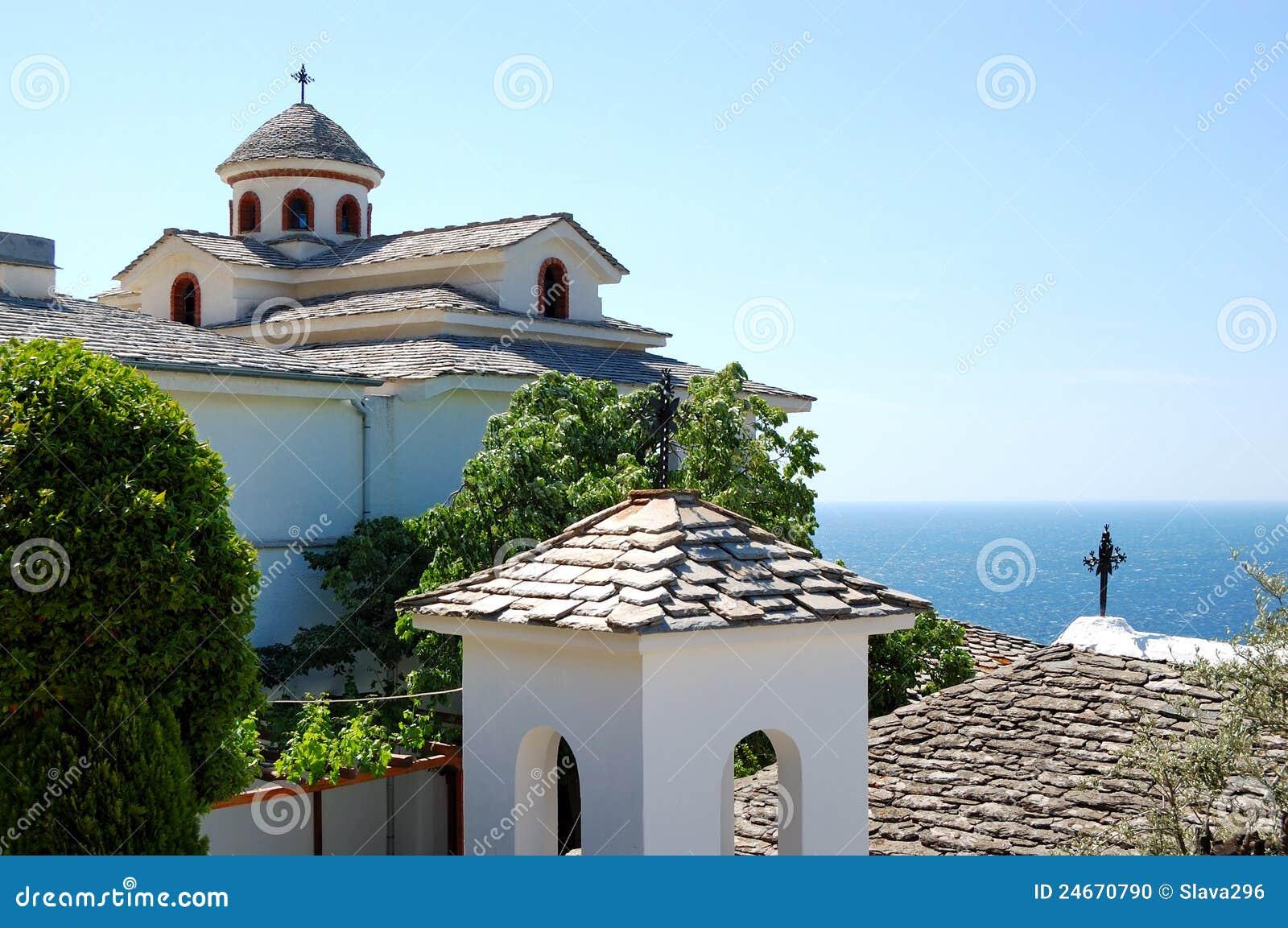 Il monastero dell arcangelo Michael
