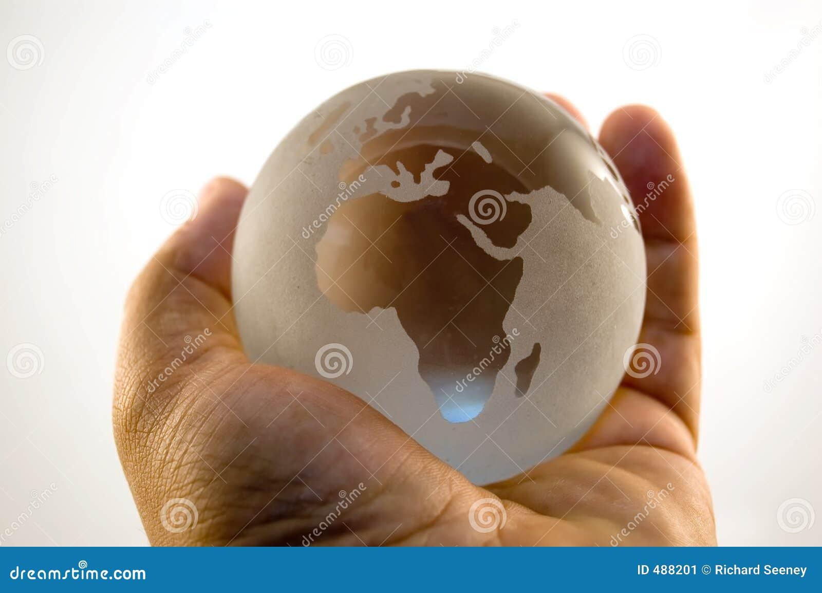 Il mondo è in vostre mani