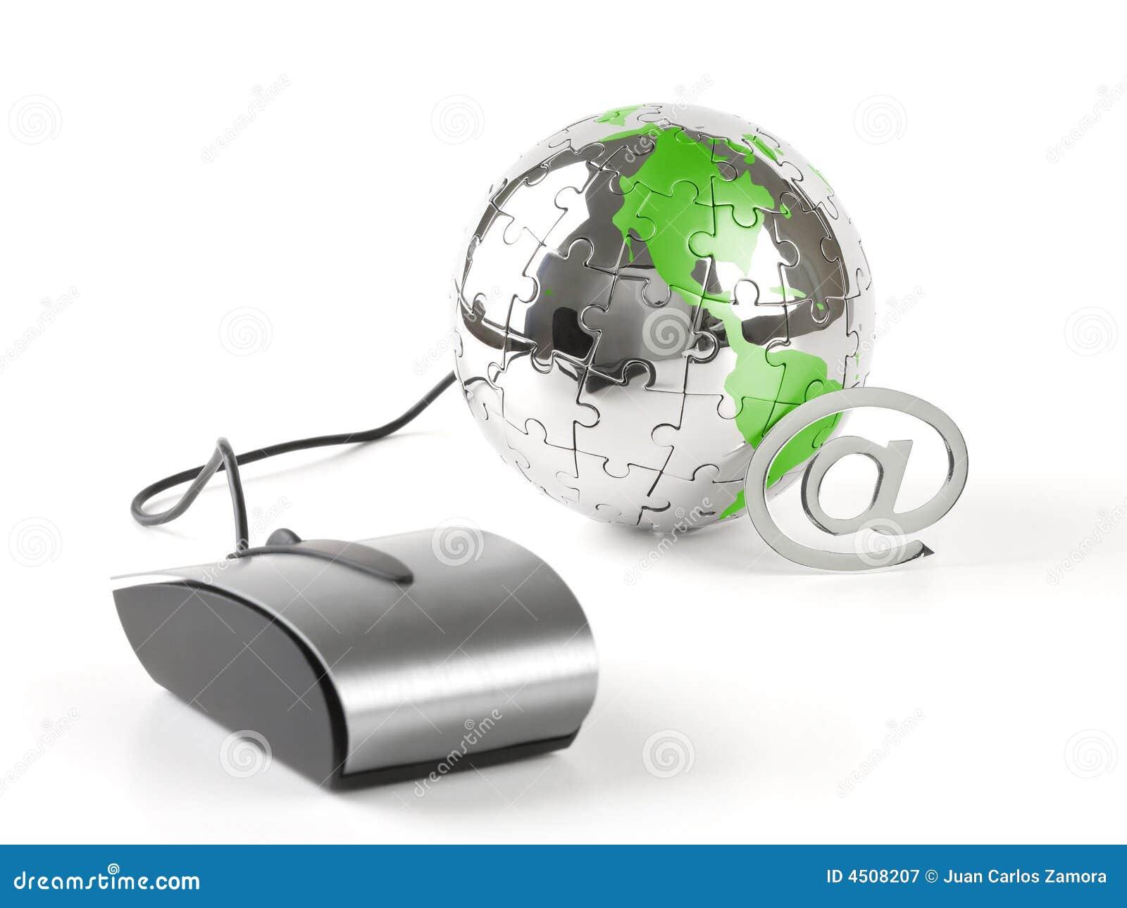 Il mondo in uno scatto - comunicazioni globali