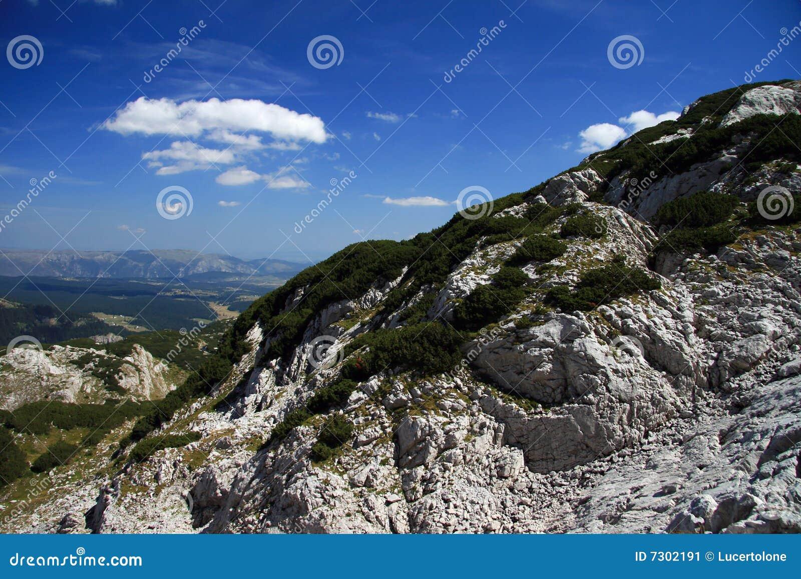 Il Montenegro. Sosta nazionale Durmitor