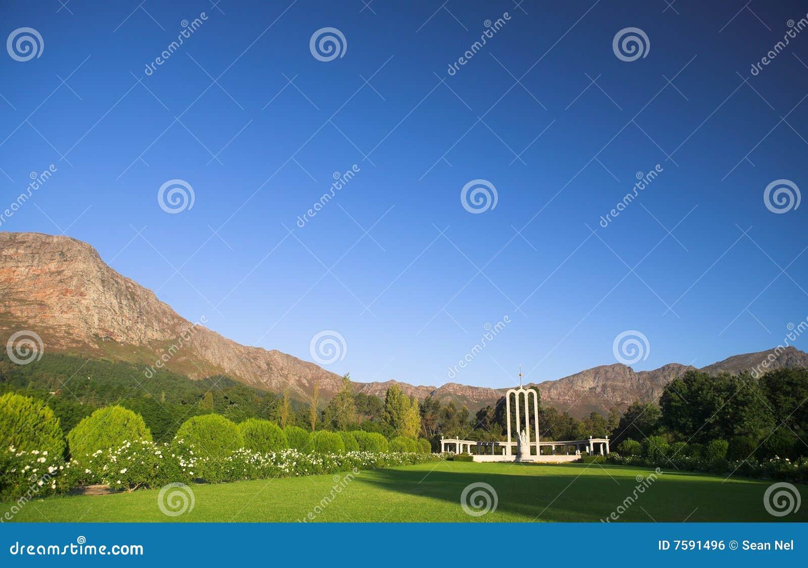 Il monumento Huguenot