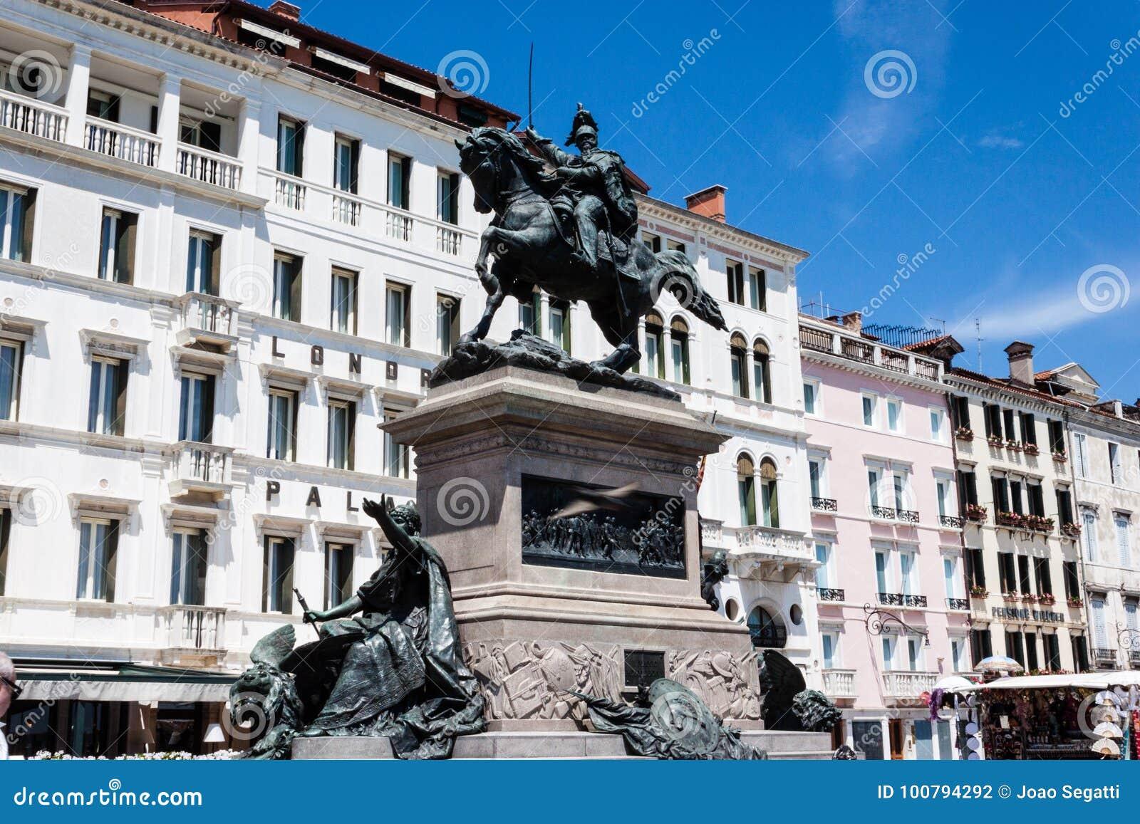 Il monumento Monumento Nazionale di Victor Emmanuel II Vittorio Emanuele II
