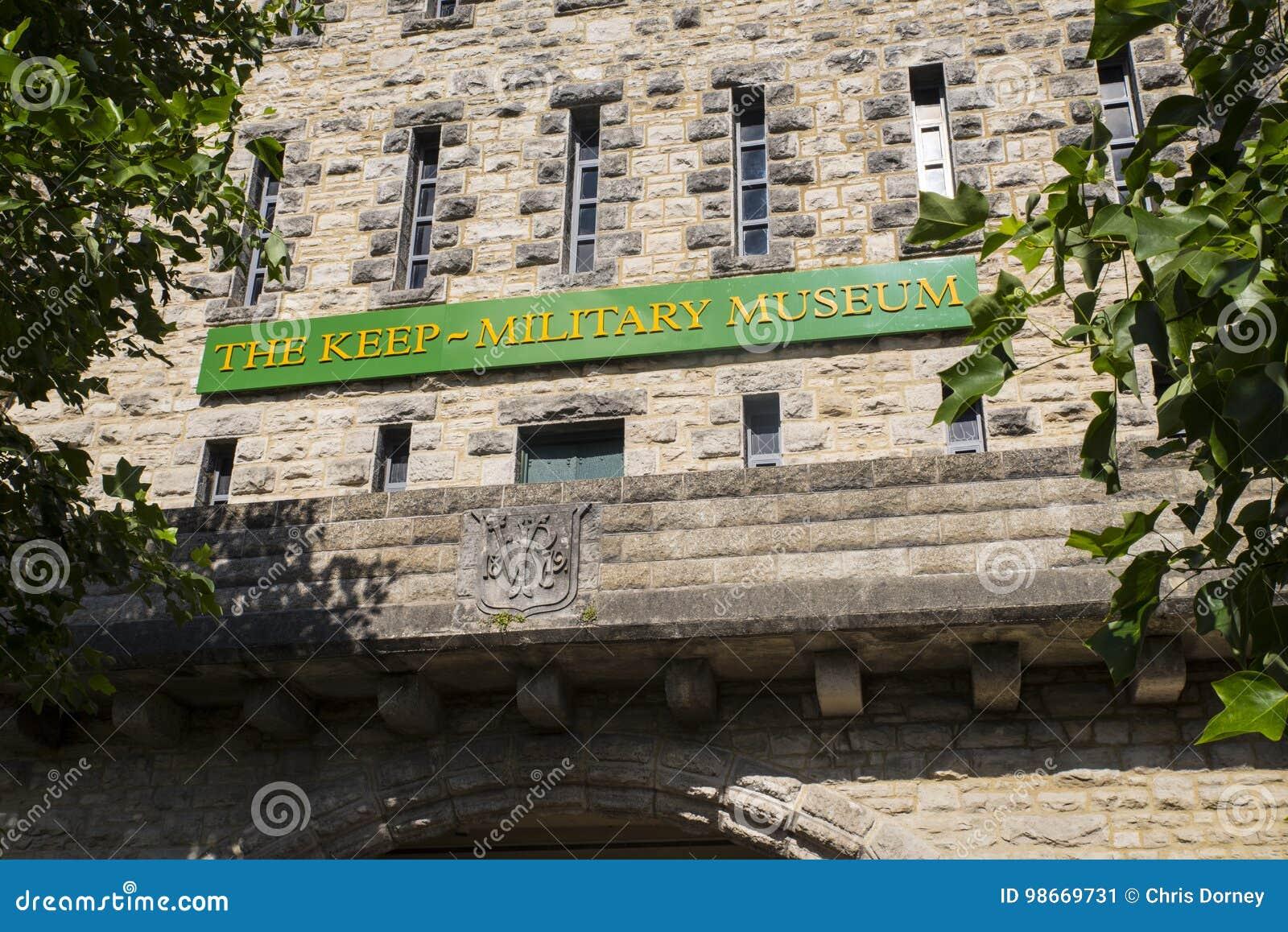 Il museo militare di conservazione a Dorchester