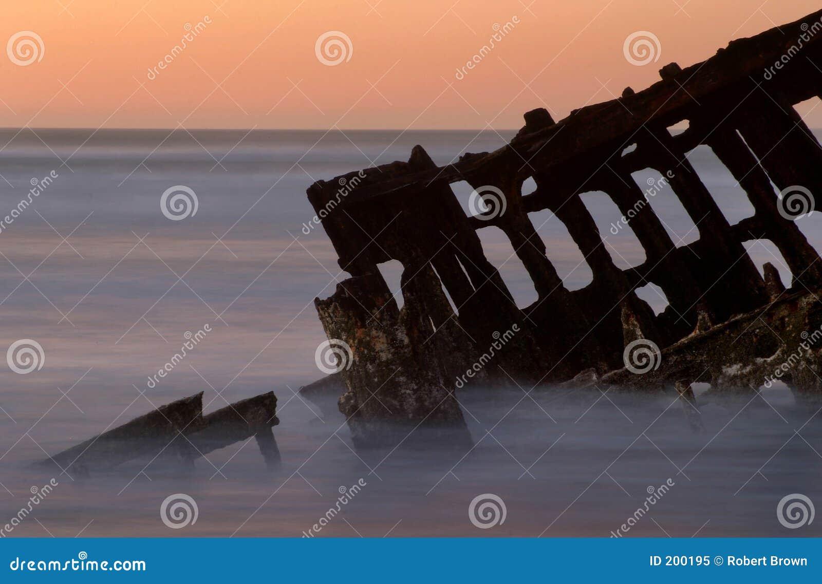 Il naufragio del Peter Iredale