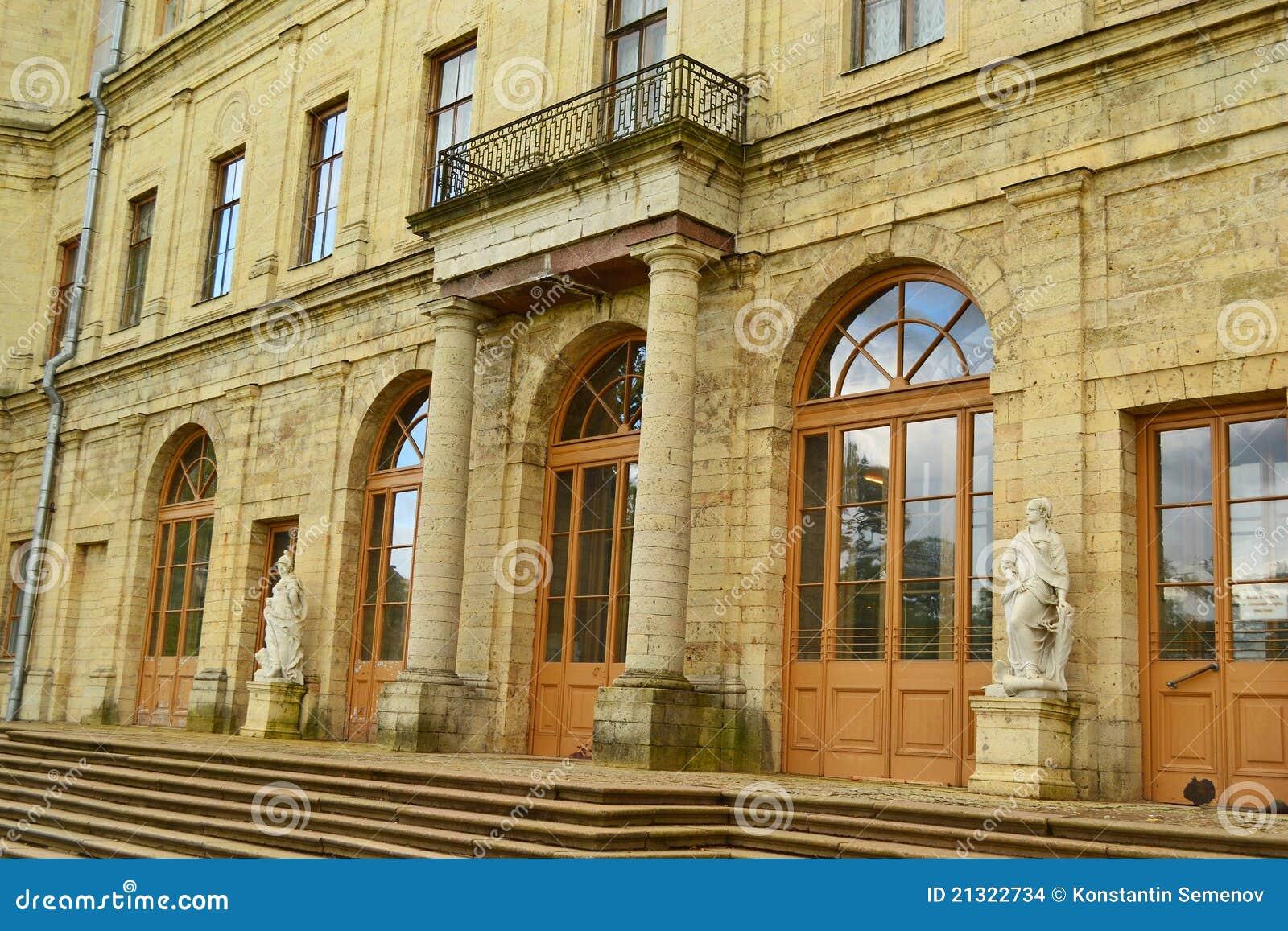 Il palazzo di Gatchina