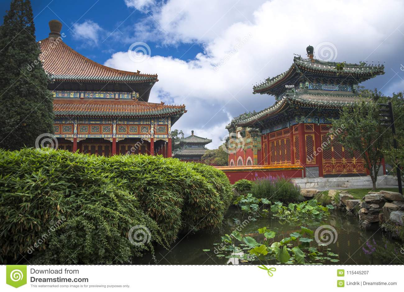 Il parco di Beihai è un giardino imperiale
