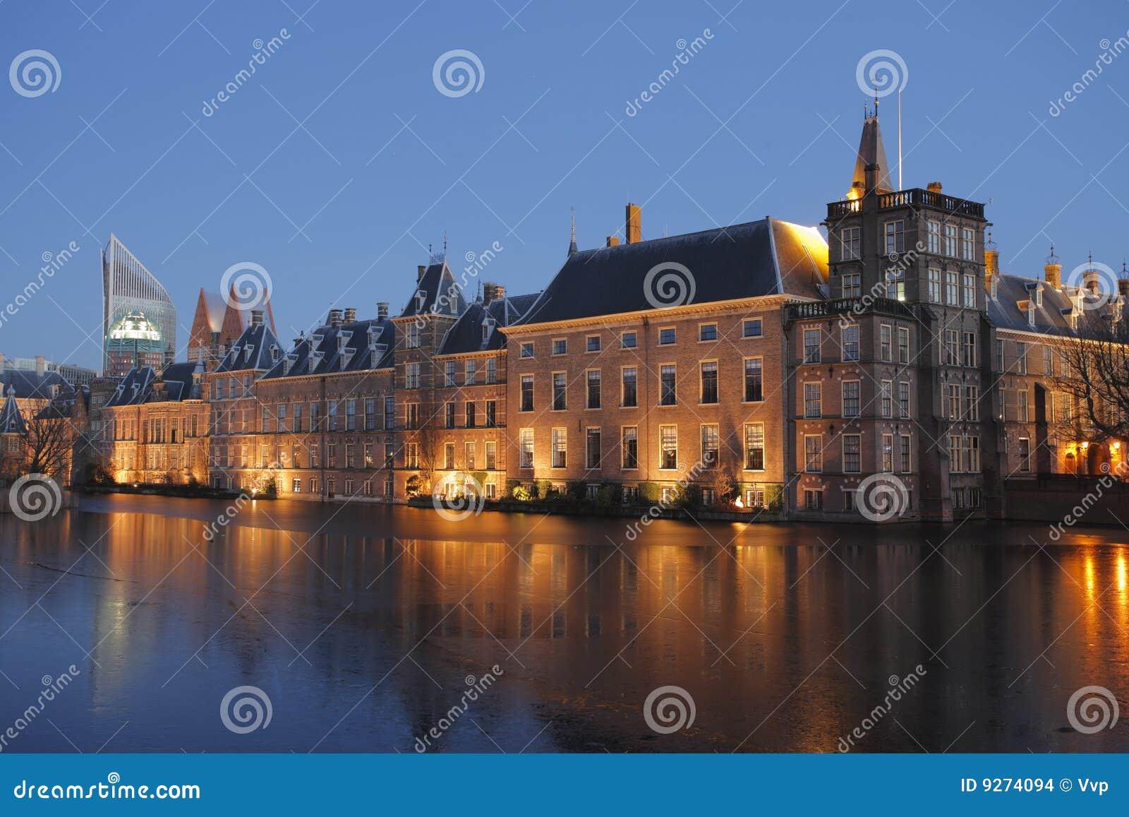 Il parlamento binnenhof l 39 aia paesi bassi immagini for Il parlamento