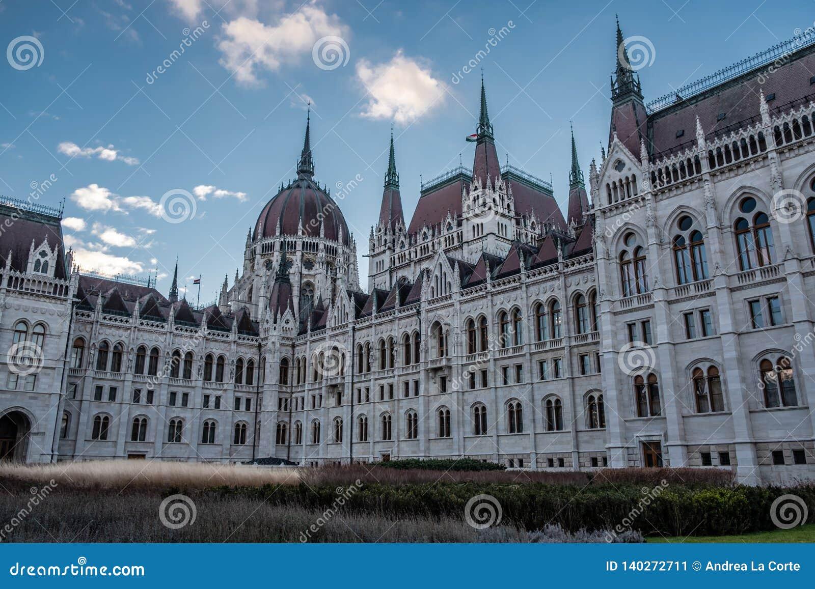 Il Parlamento a Budapest, Ungheria