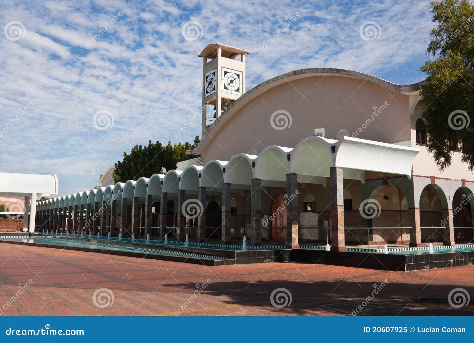 Il parlamento del botswana immagine stock immagine di for Struttura del parlamento