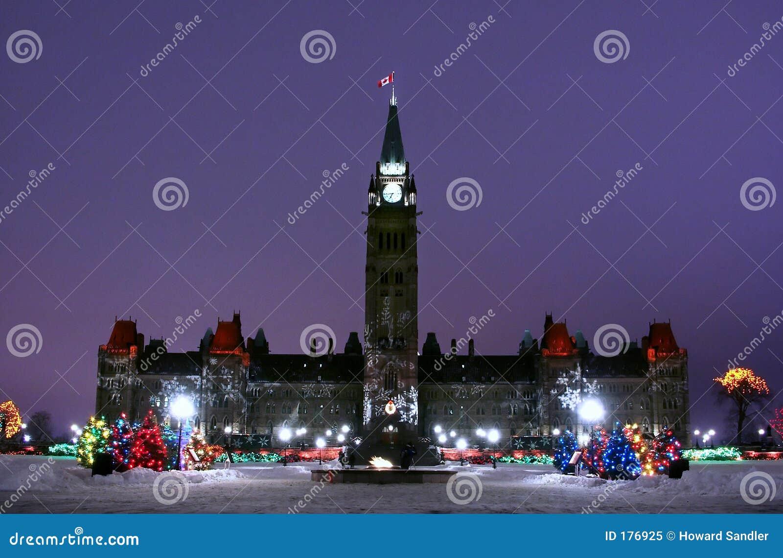 Il Parlamento del Canada