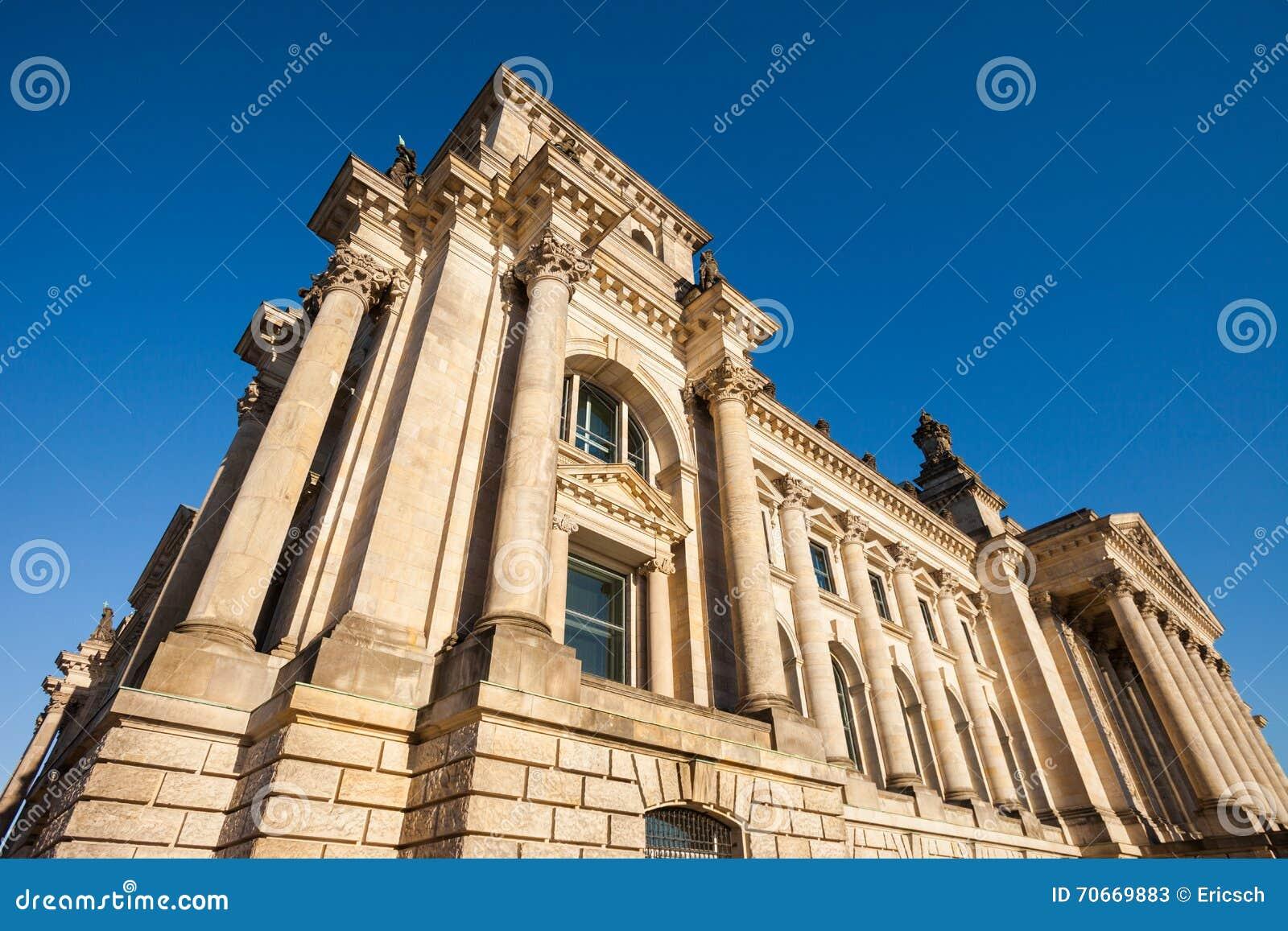 Il Parlamento federale tedesco (Reichstag)
