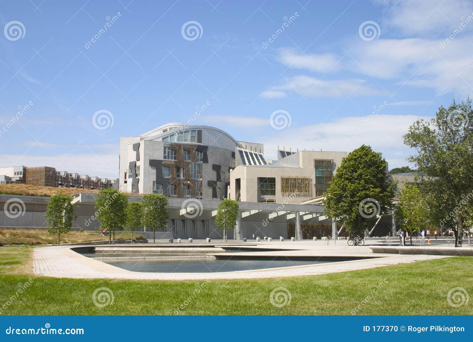 Il Parlamento scozzese 1