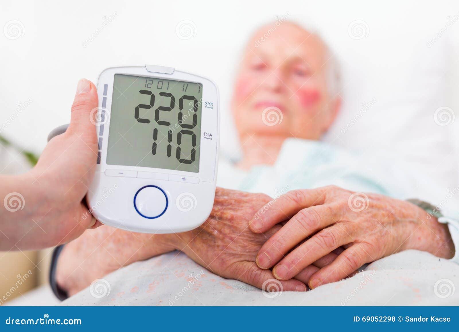 Il pericolo del colpo - ipertensione